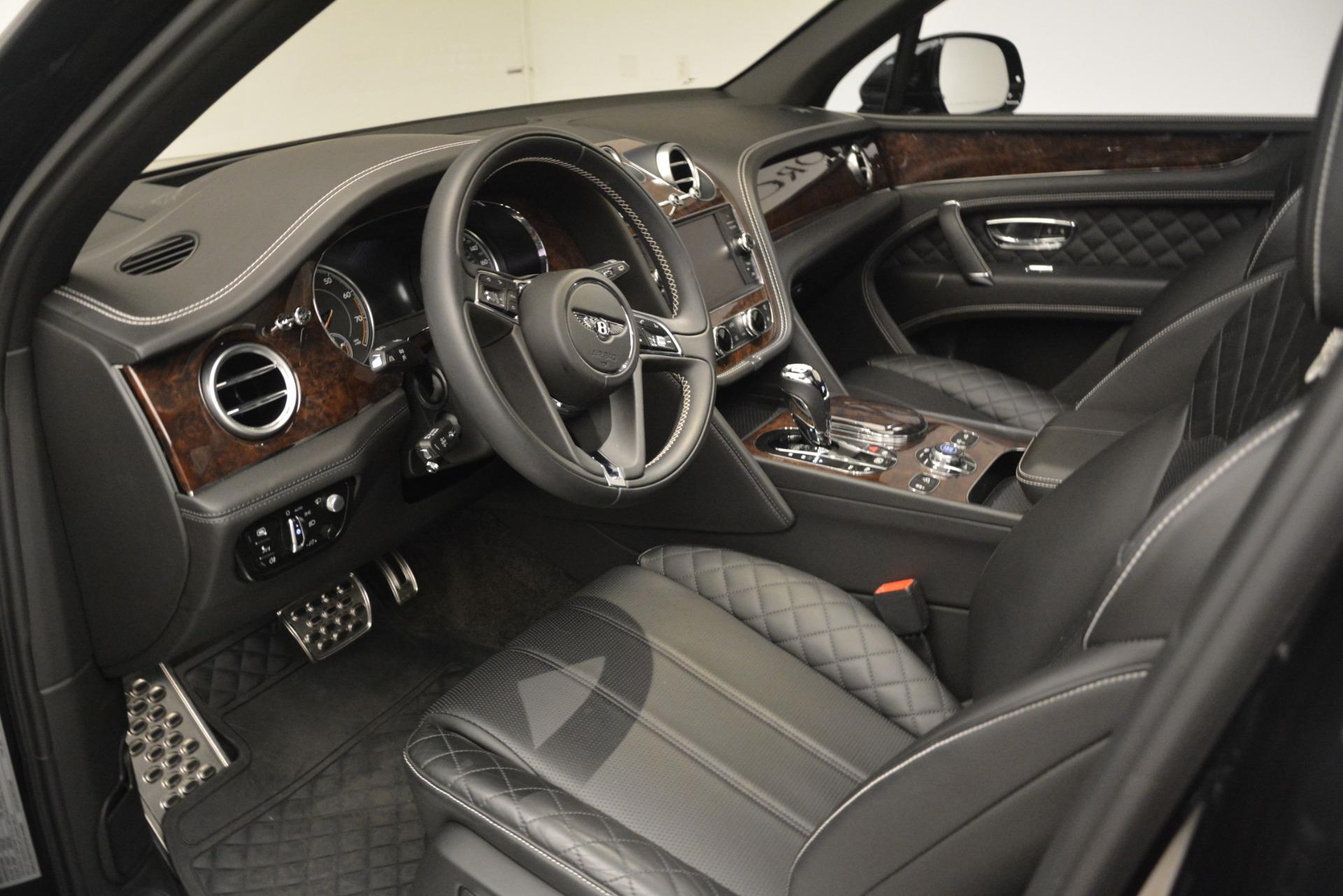 Used 2017 Bentley Bentayga W12 For Sale In Greenwich, CT. Alfa Romeo of Greenwich, 7570 3239_p20