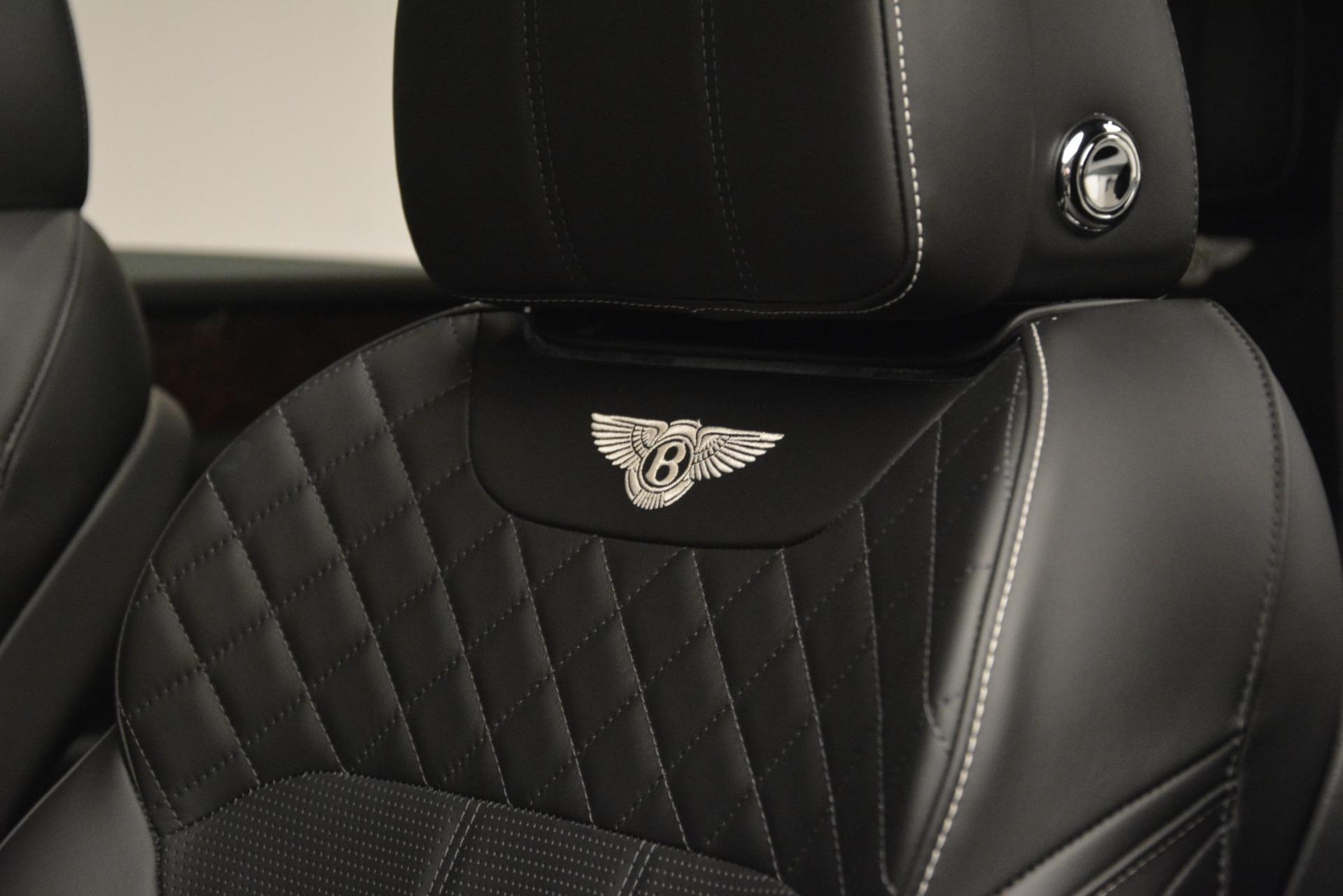 Used 2017 Bentley Bentayga W12 For Sale In Greenwich, CT. Alfa Romeo of Greenwich, 7570 3239_p21