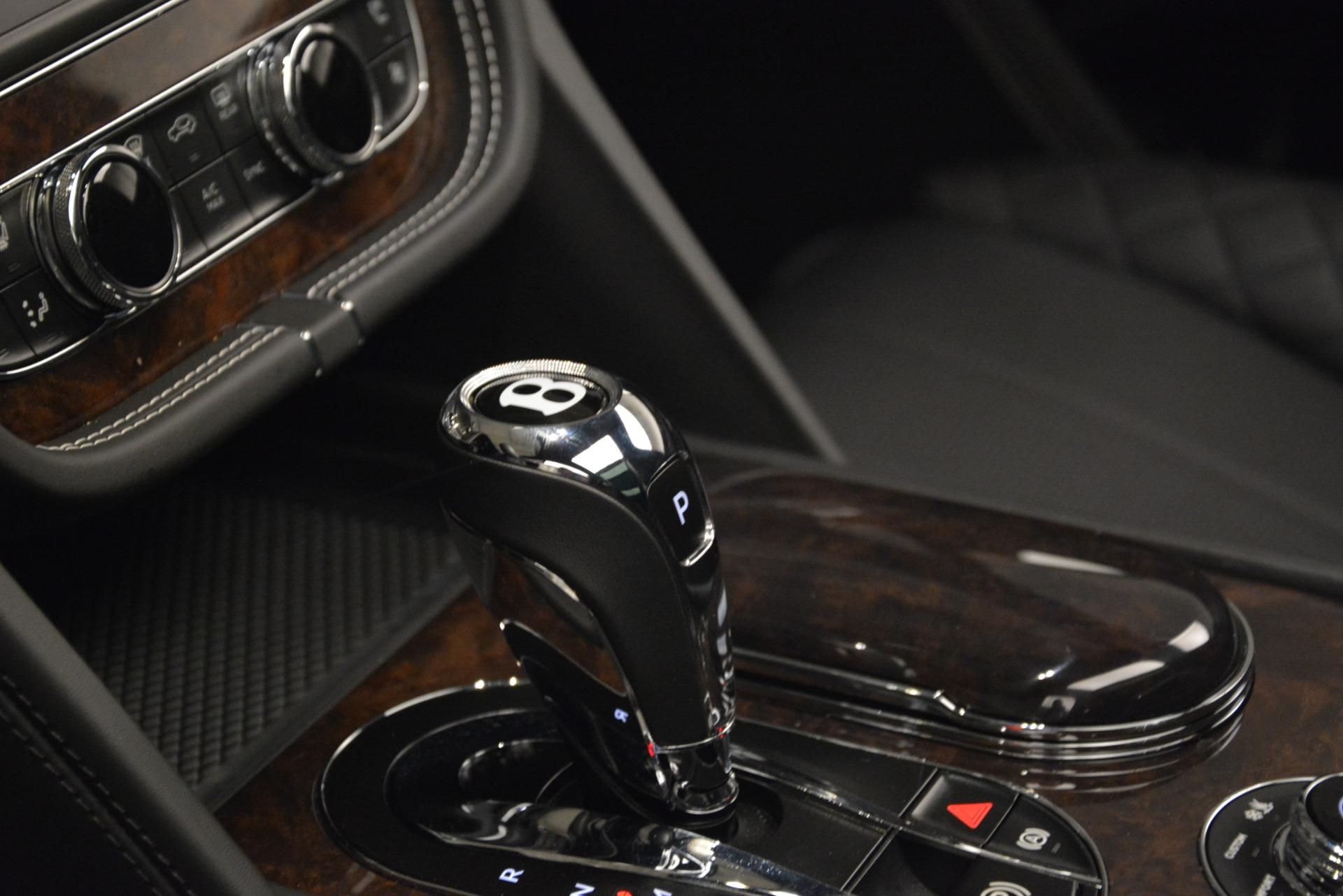 Used 2017 Bentley Bentayga W12 For Sale In Greenwich, CT. Alfa Romeo of Greenwich, 7570 3239_p29