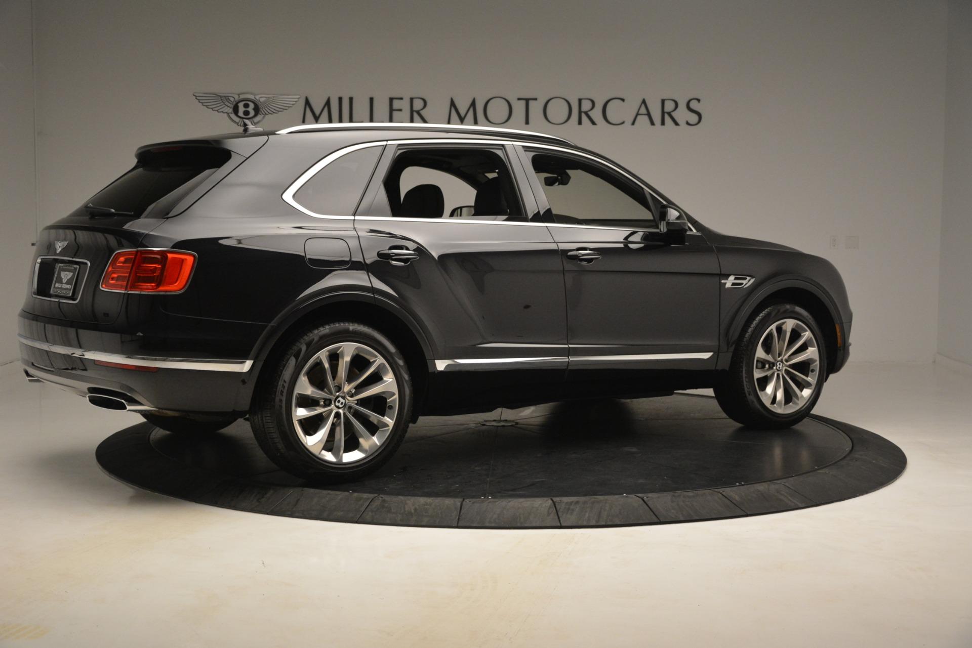 Used 2017 Bentley Bentayga W12 For Sale In Greenwich, CT. Alfa Romeo of Greenwich, 7570 3239_p8