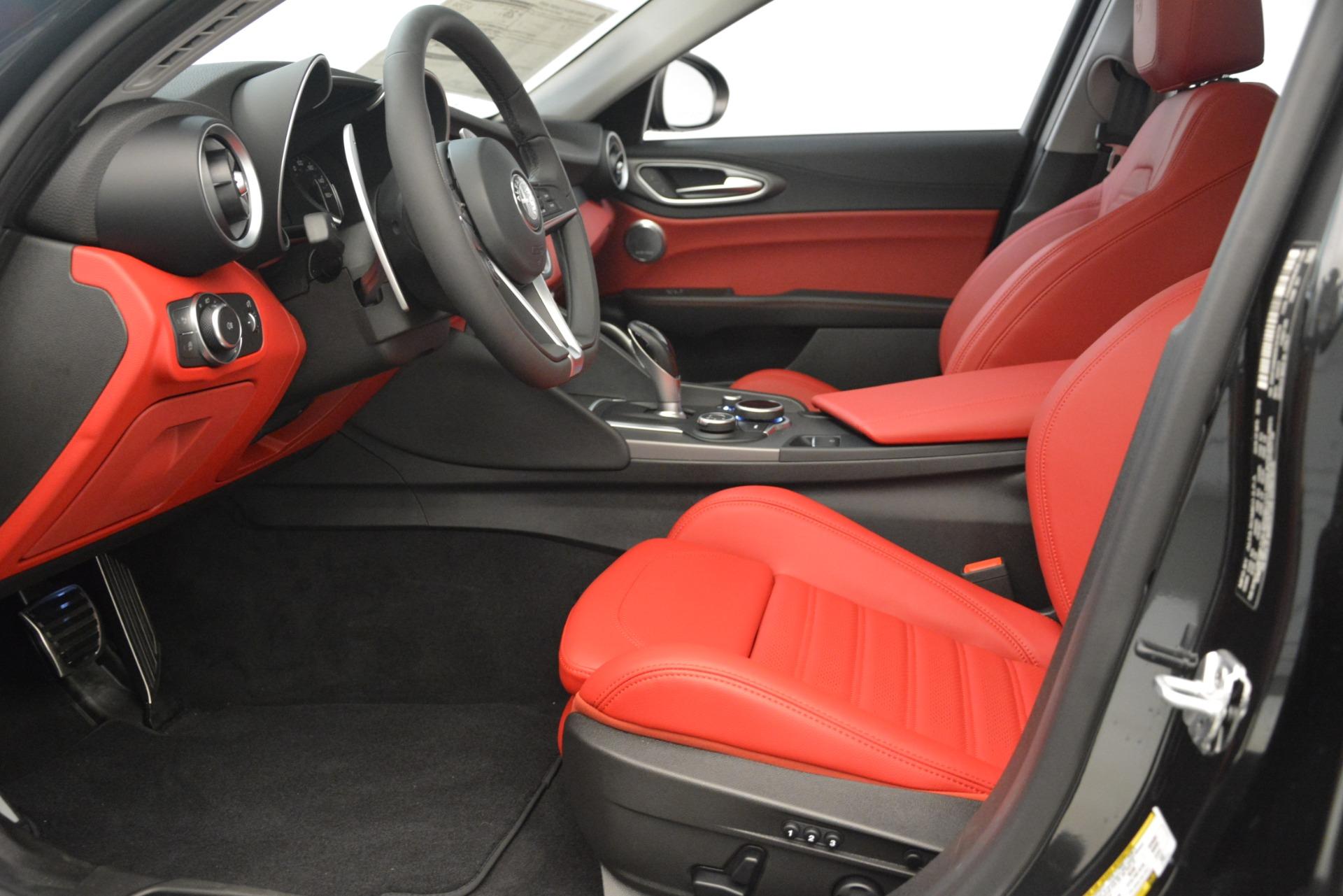 New 2019 Alfa Romeo Giulia Ti Sport Q4 For Sale In Greenwich, CT. Alfa Romeo of Greenwich, L635 3243_p14