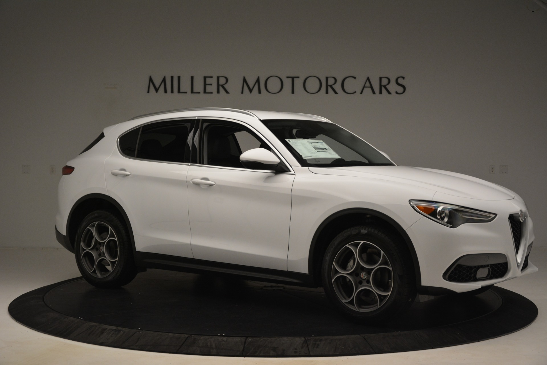 New 2019 Alfa Romeo Stelvio Q4 For Sale In Greenwich, CT. Alfa Romeo of Greenwich, LW339 3246_p10