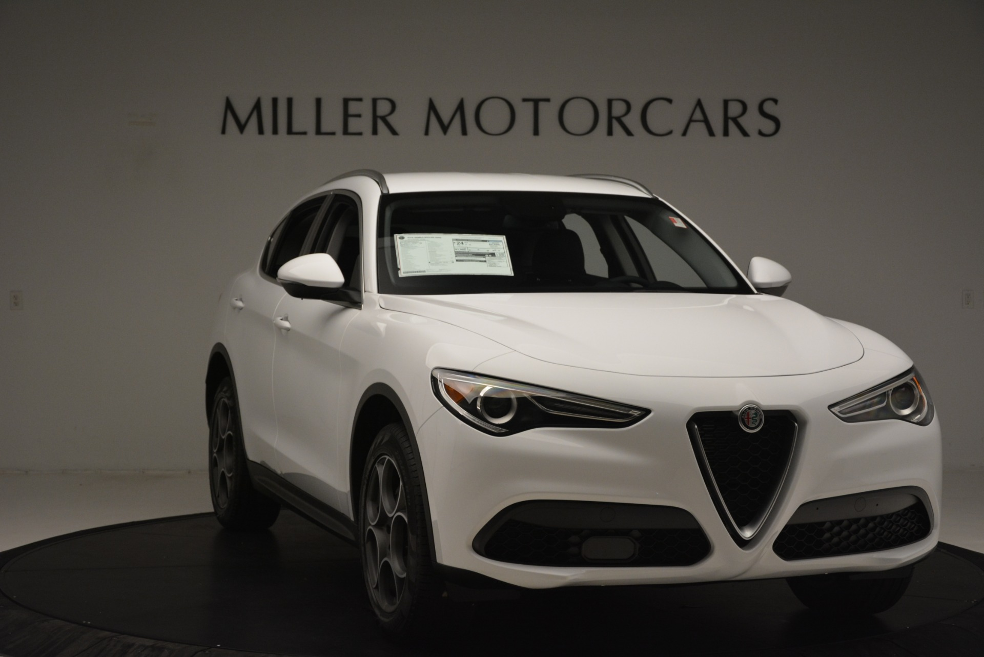 New 2019 Alfa Romeo Stelvio Q4 For Sale In Greenwich, CT. Alfa Romeo of Greenwich, LW339 3246_p11