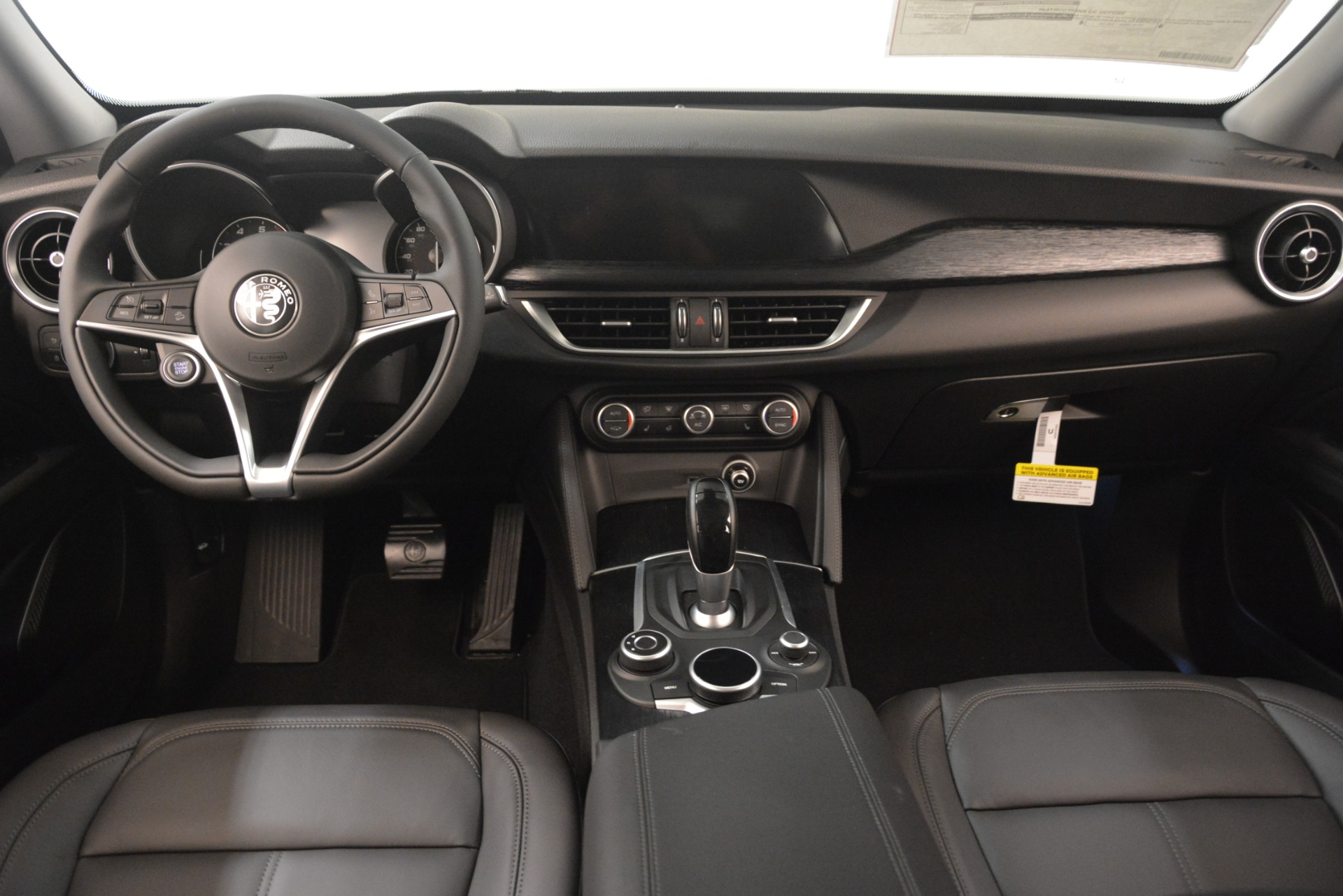 New 2019 Alfa Romeo Stelvio Q4 For Sale In Greenwich, CT. Alfa Romeo of Greenwich, LW339 3246_p16