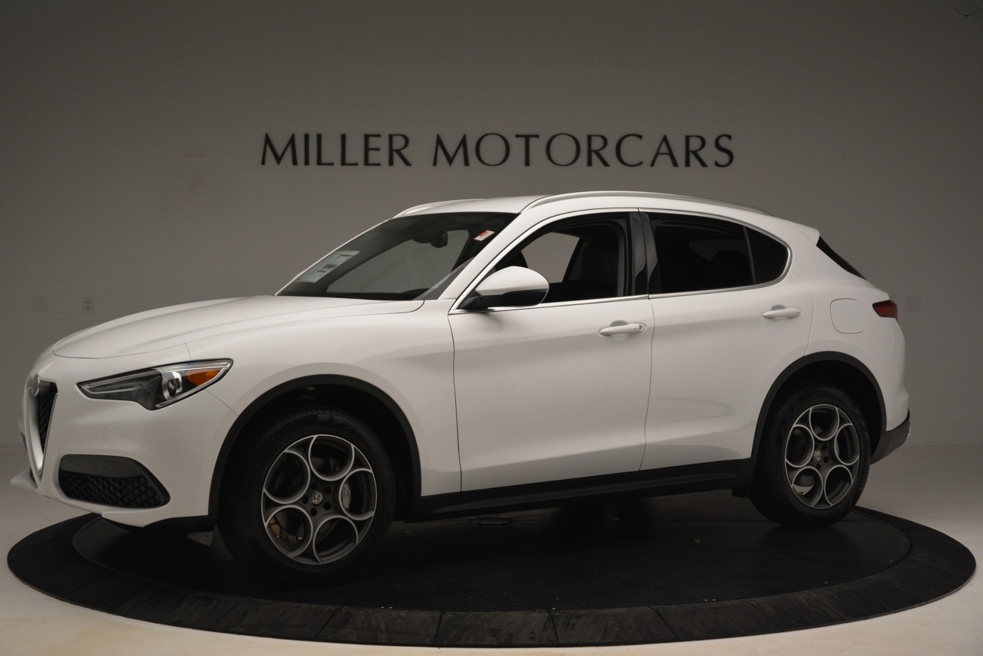 New 2019 Alfa Romeo Stelvio Q4 For Sale In Greenwich, CT. Alfa Romeo of Greenwich, LW339 3246_p2