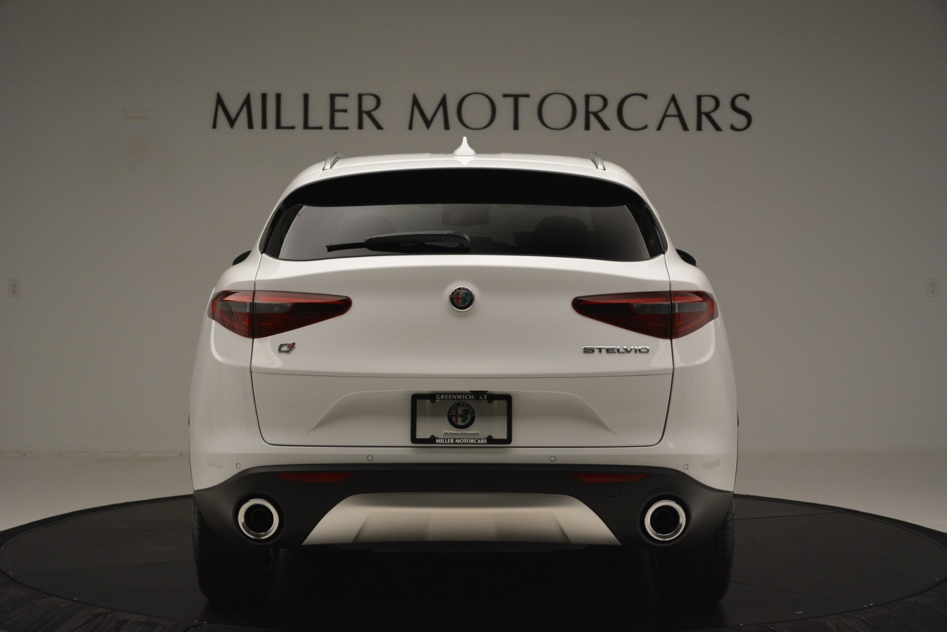 New 2019 Alfa Romeo Stelvio Q4 For Sale In Greenwich, CT. Alfa Romeo of Greenwich, LW339 3246_p6