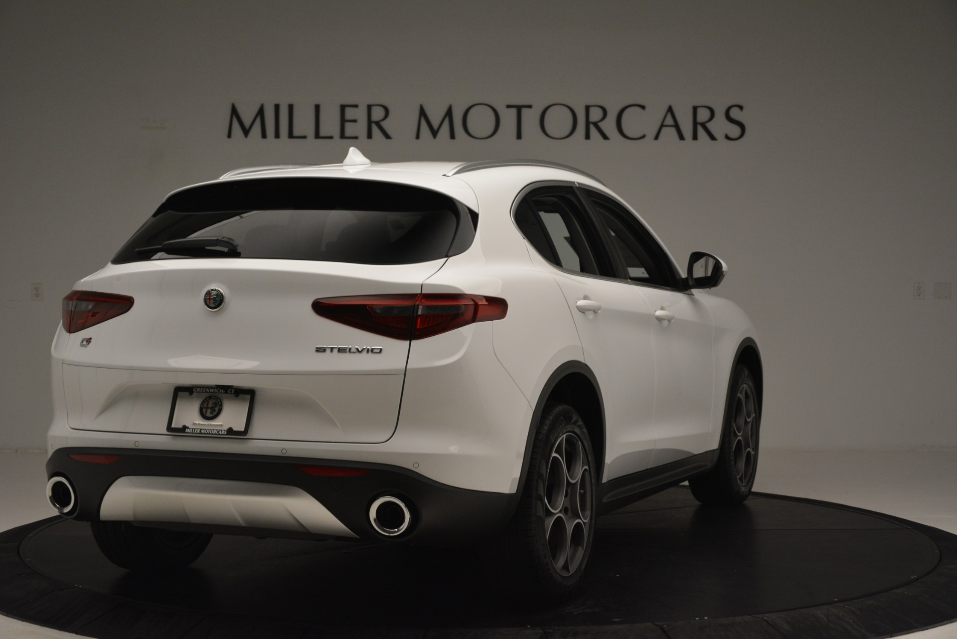 New 2019 Alfa Romeo Stelvio Q4 For Sale In Greenwich, CT. Alfa Romeo of Greenwich, LW339 3246_p7