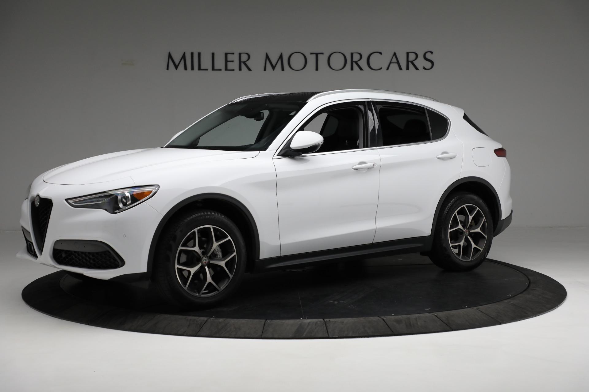 New 2019 Alfa Romeo Stelvio Ti Q4 For Sale In Greenwich, CT. Alfa Romeo of Greenwich, L626 3247_p2