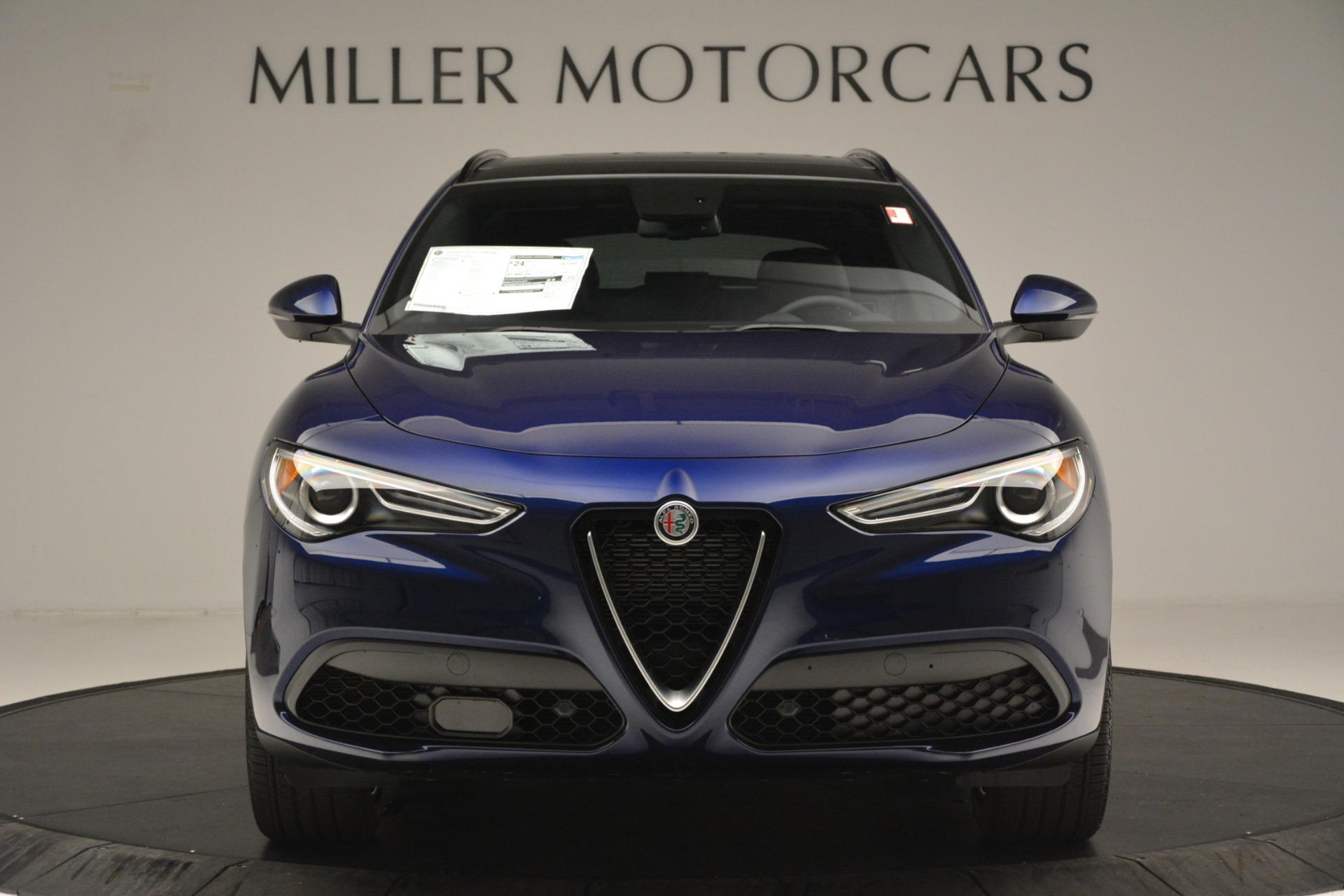 New 2019 Alfa Romeo Stelvio Ti Sport Q4 For Sale In Greenwich, CT. Alfa Romeo of Greenwich, L630 3249_p12