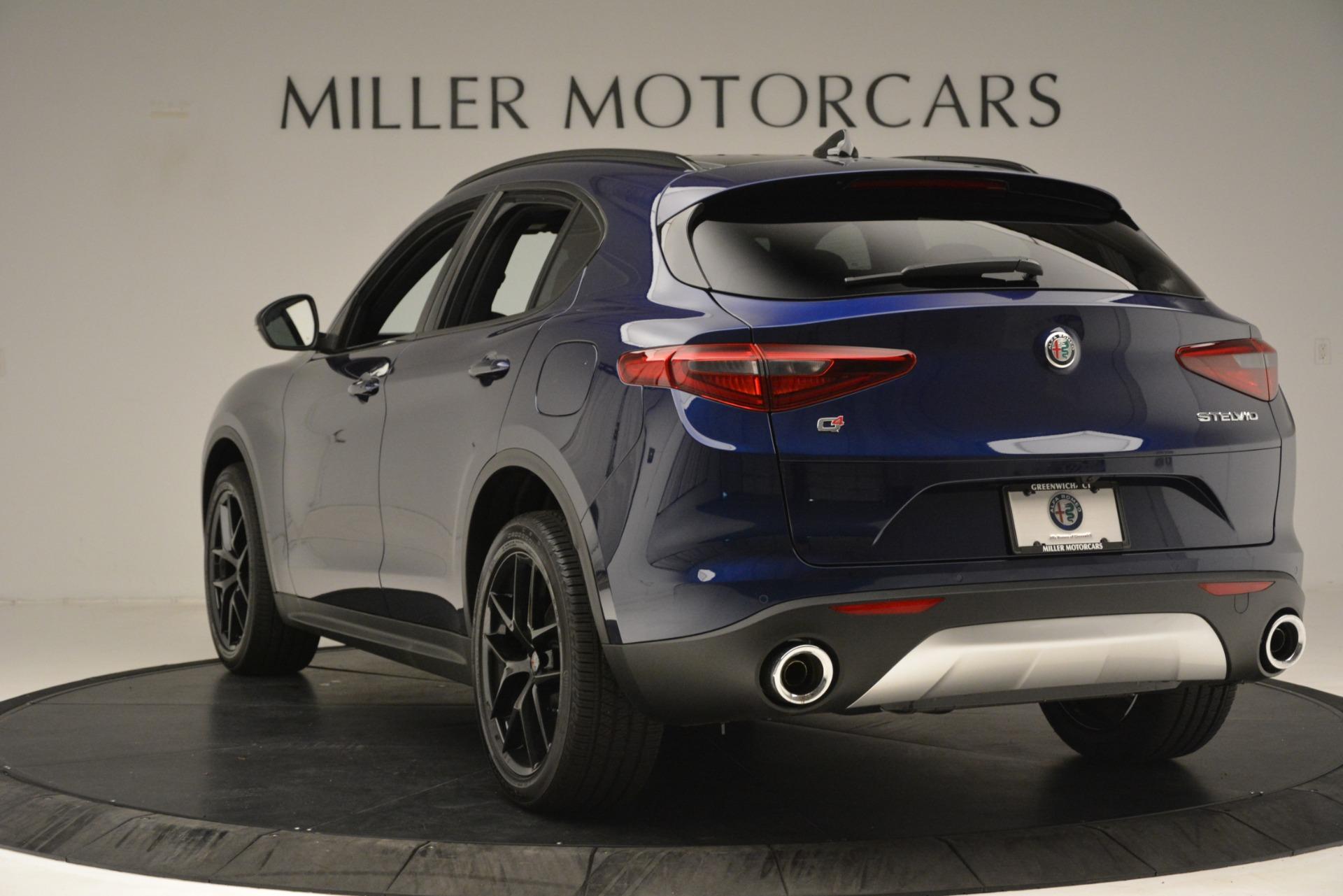 New 2019 Alfa Romeo Stelvio Ti Sport Q4 For Sale In Greenwich, CT. Alfa Romeo of Greenwich, L630 3249_p5