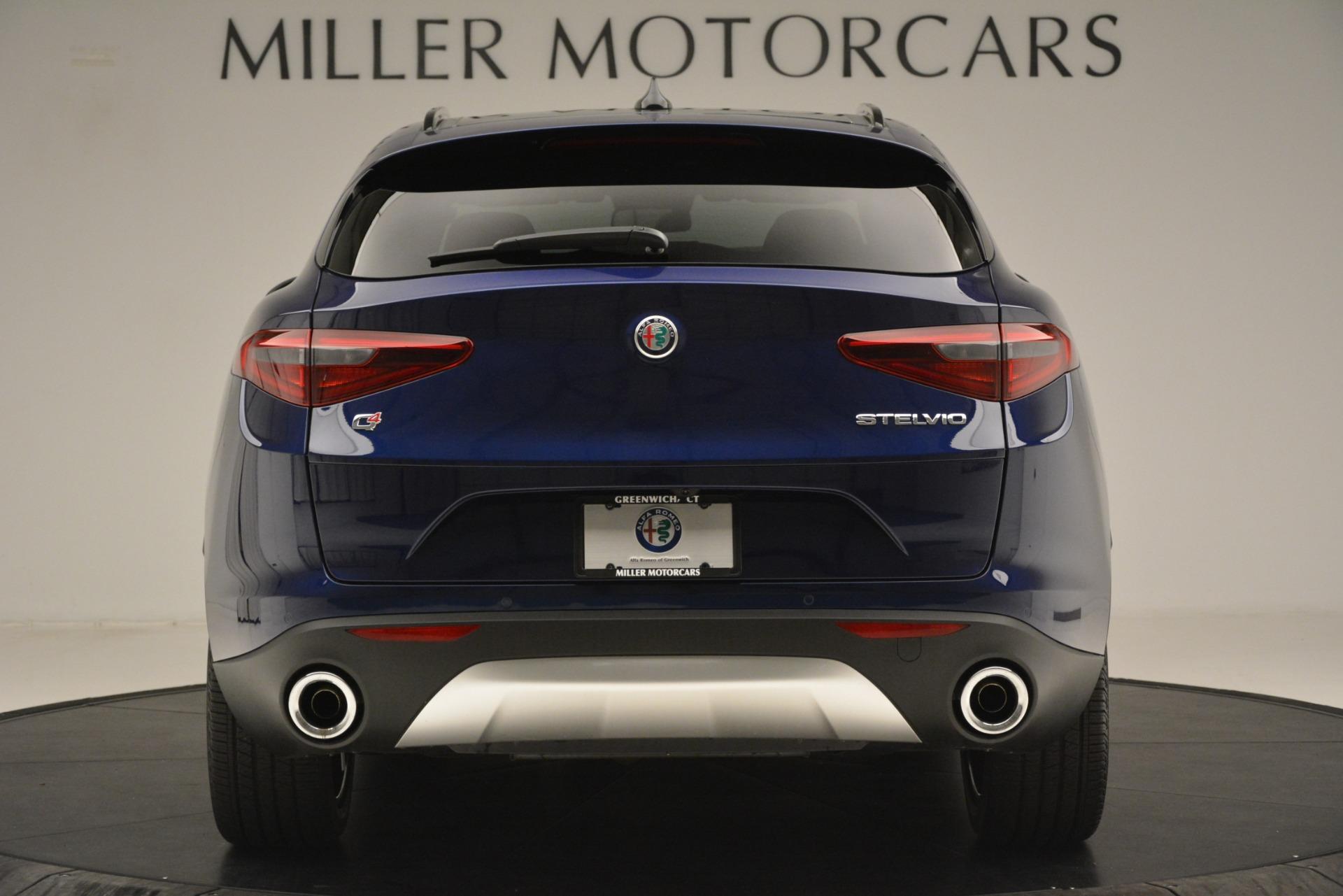 New 2019 Alfa Romeo Stelvio Ti Sport Q4 For Sale In Greenwich, CT. Alfa Romeo of Greenwich, L630 3249_p6