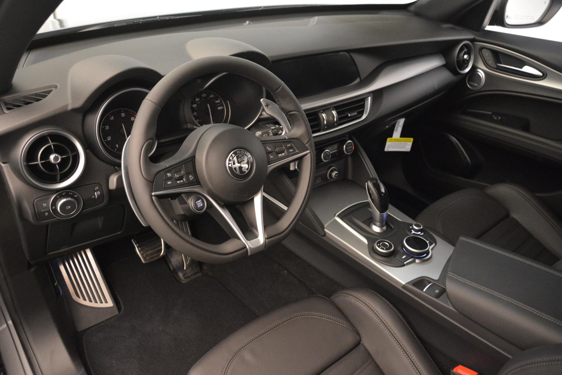 New 2019 Alfa Romeo Stelvio Ti Sport Q4 For Sale In Greenwich, CT. Alfa Romeo of Greenwich, L632 3250_p13