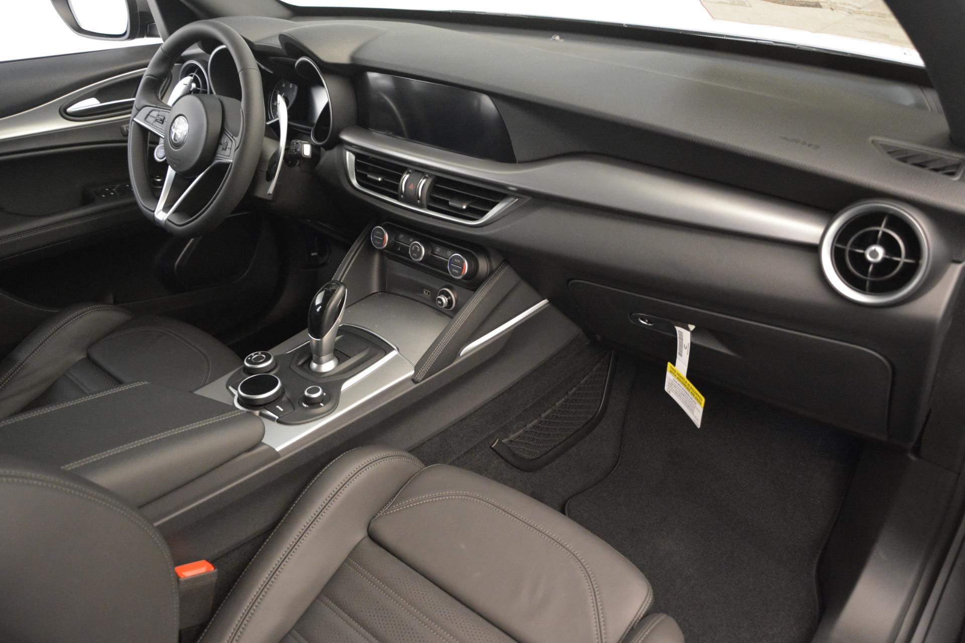 New 2019 Alfa Romeo Stelvio Ti Sport Q4 For Sale In Greenwich, CT. Alfa Romeo of Greenwich, L632 3250_p22