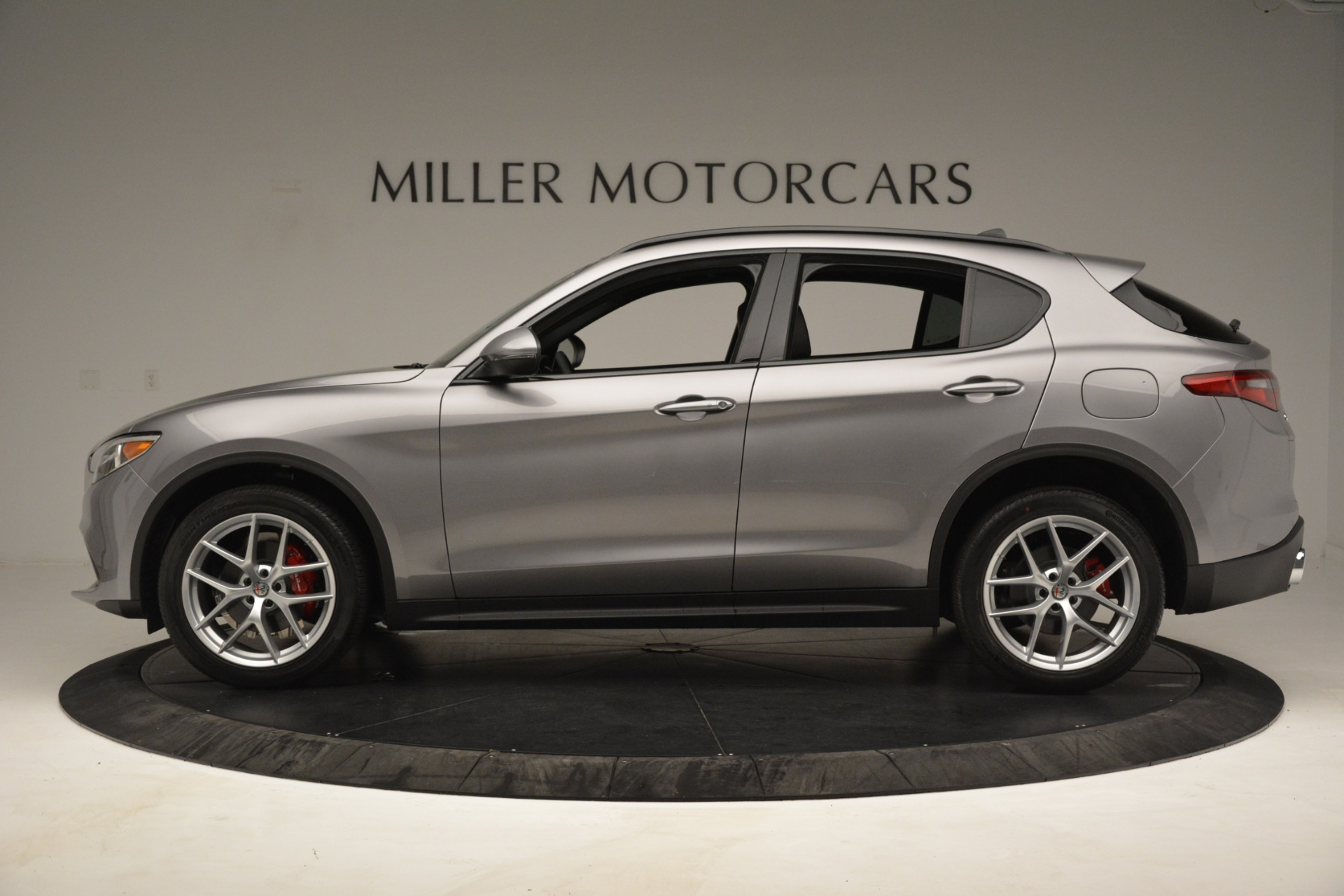 New 2019 Alfa Romeo Stelvio Ti Sport Q4 For Sale In Greenwich, CT. Alfa Romeo of Greenwich, L632 3250_p3