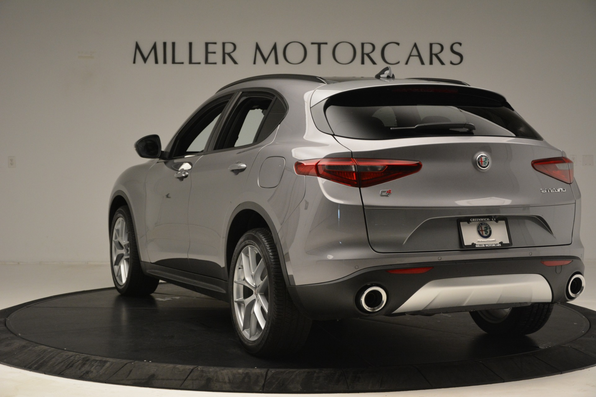 New 2019 Alfa Romeo Stelvio Ti Sport Q4 For Sale In Greenwich, CT. Alfa Romeo of Greenwich, L632 3250_p5