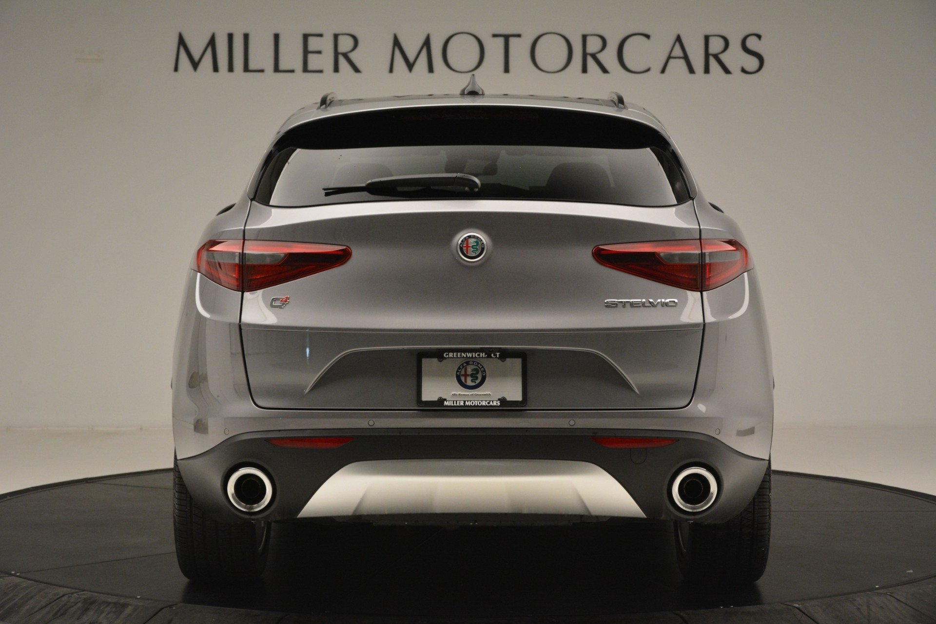 New 2019 Alfa Romeo Stelvio Ti Sport Q4 For Sale In Greenwich, CT. Alfa Romeo of Greenwich, L632 3250_p6