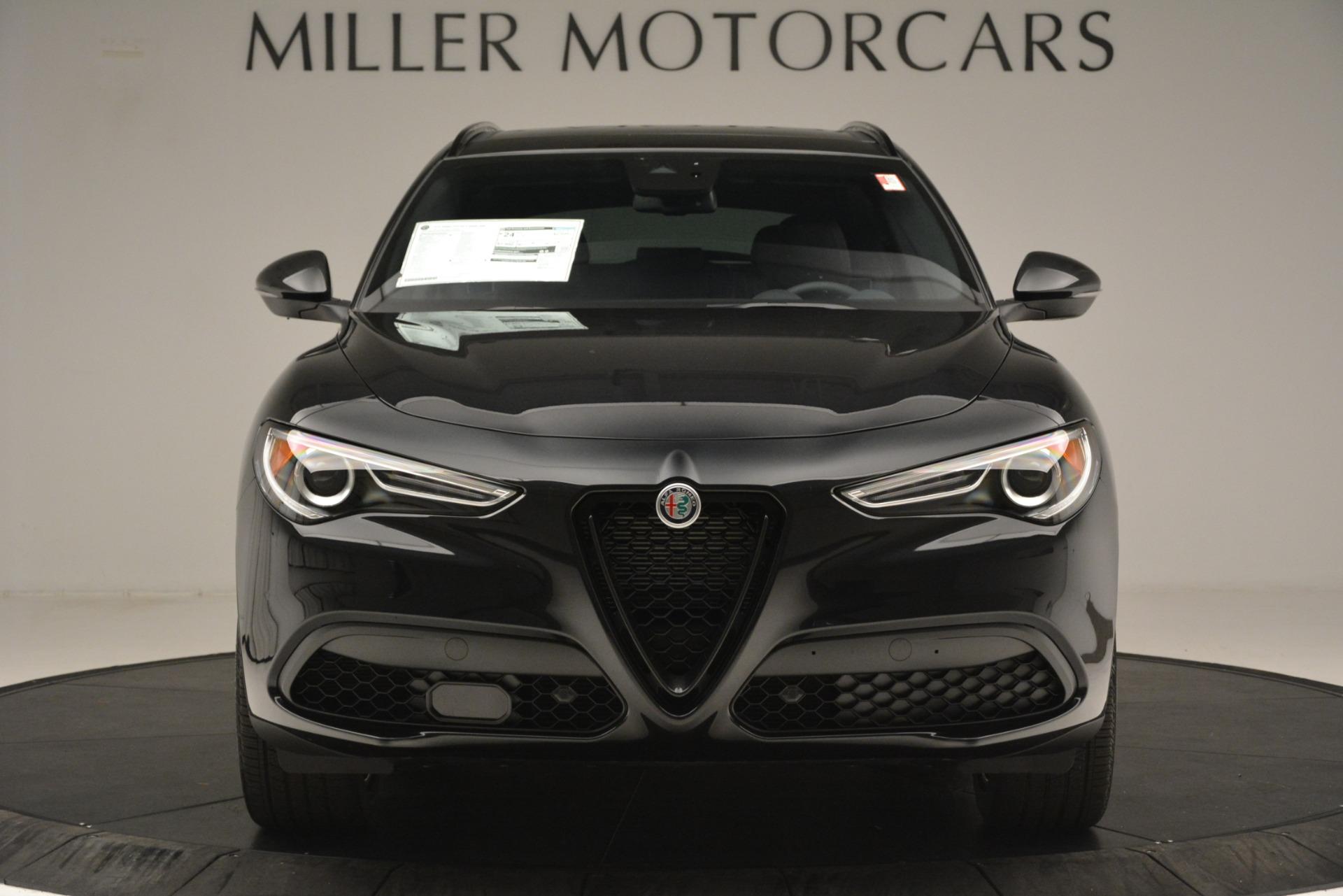 New 2019 Alfa Romeo Stelvio Ti Sport Q4 For Sale In Greenwich, CT. Alfa Romeo of Greenwich, L633 3251_p12