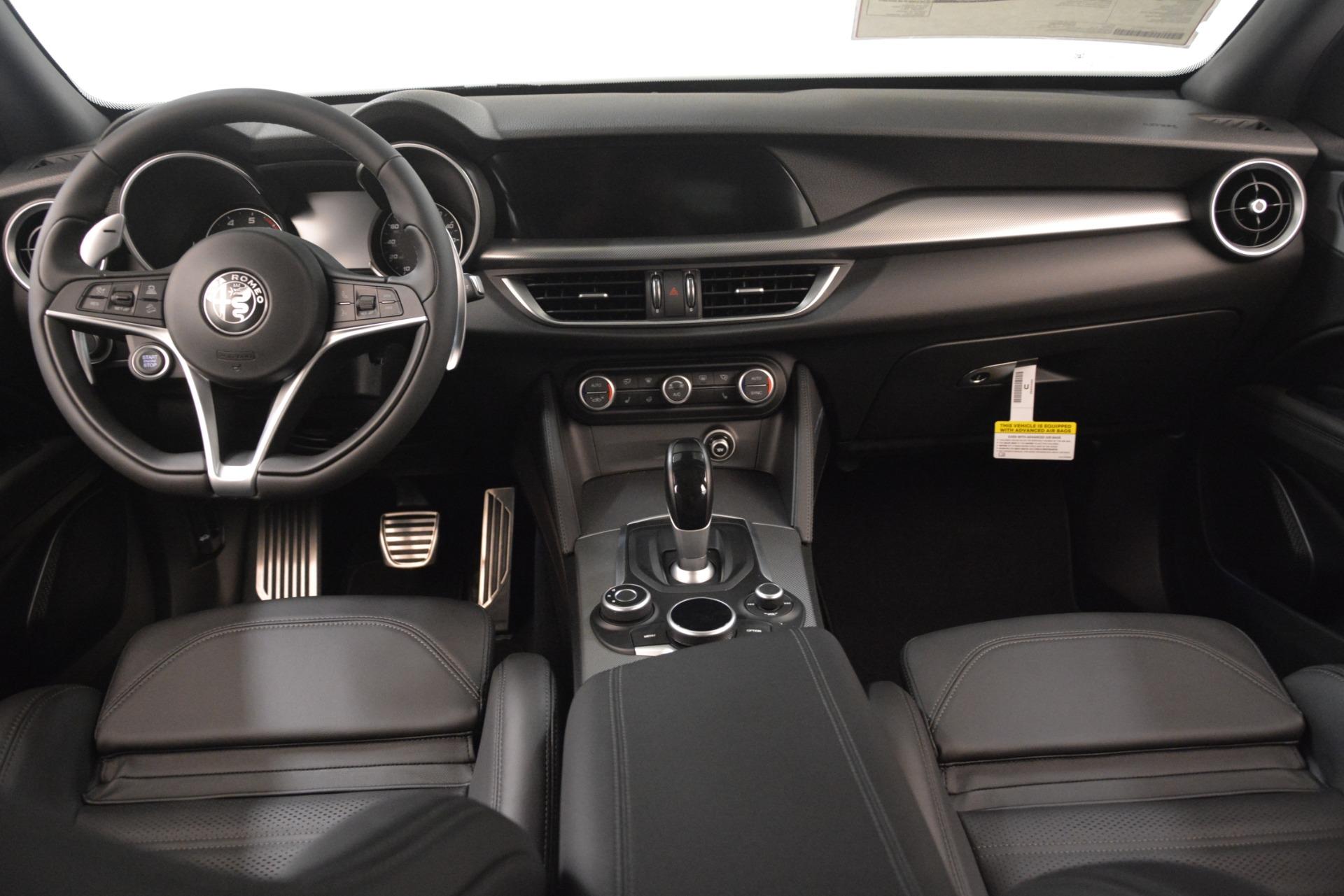New 2019 Alfa Romeo Stelvio Ti Sport Q4 For Sale In Greenwich, CT. Alfa Romeo of Greenwich, L633 3251_p16