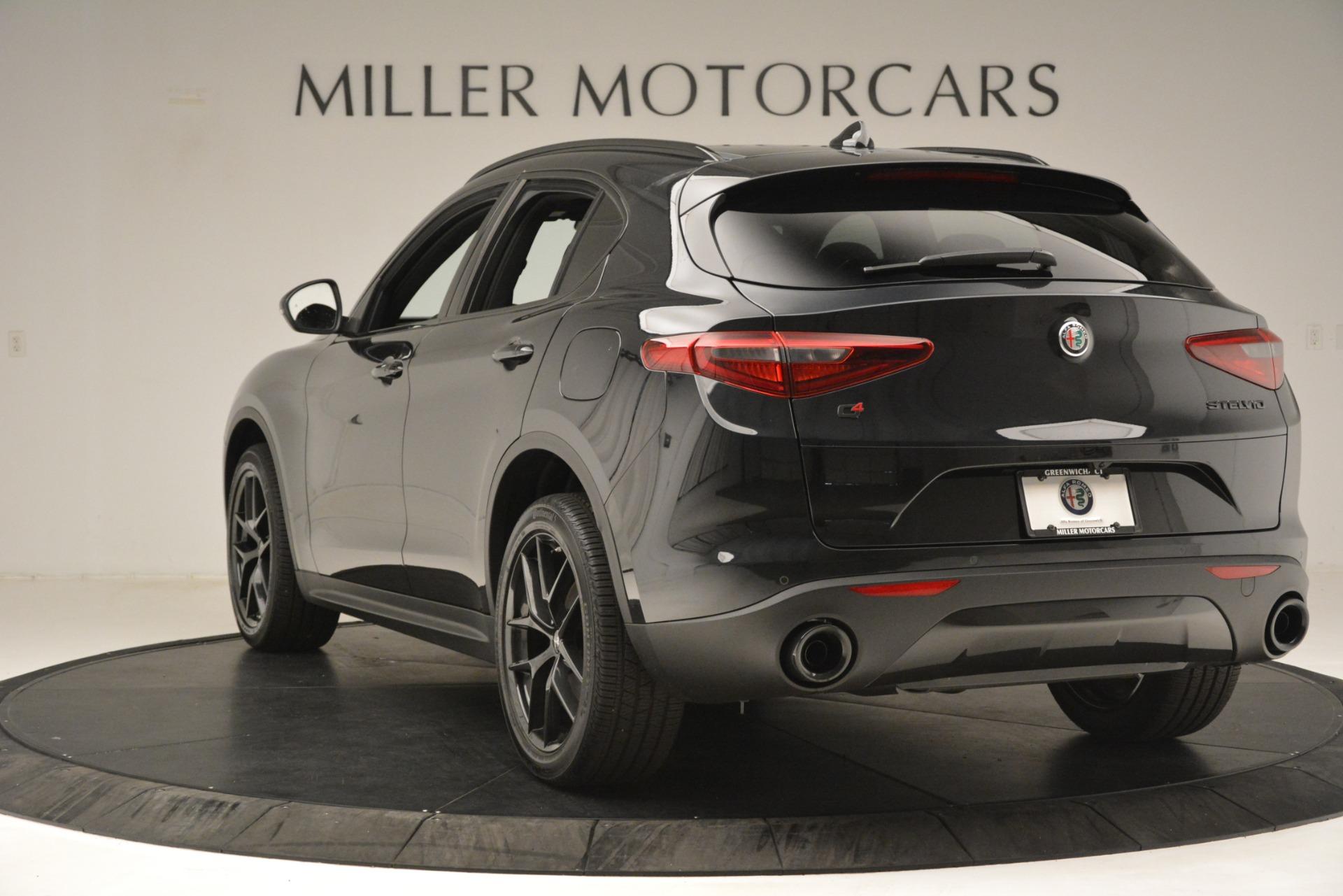 New 2019 Alfa Romeo Stelvio Ti Sport Q4 For Sale In Greenwich, CT. Alfa Romeo of Greenwich, L633 3251_p5