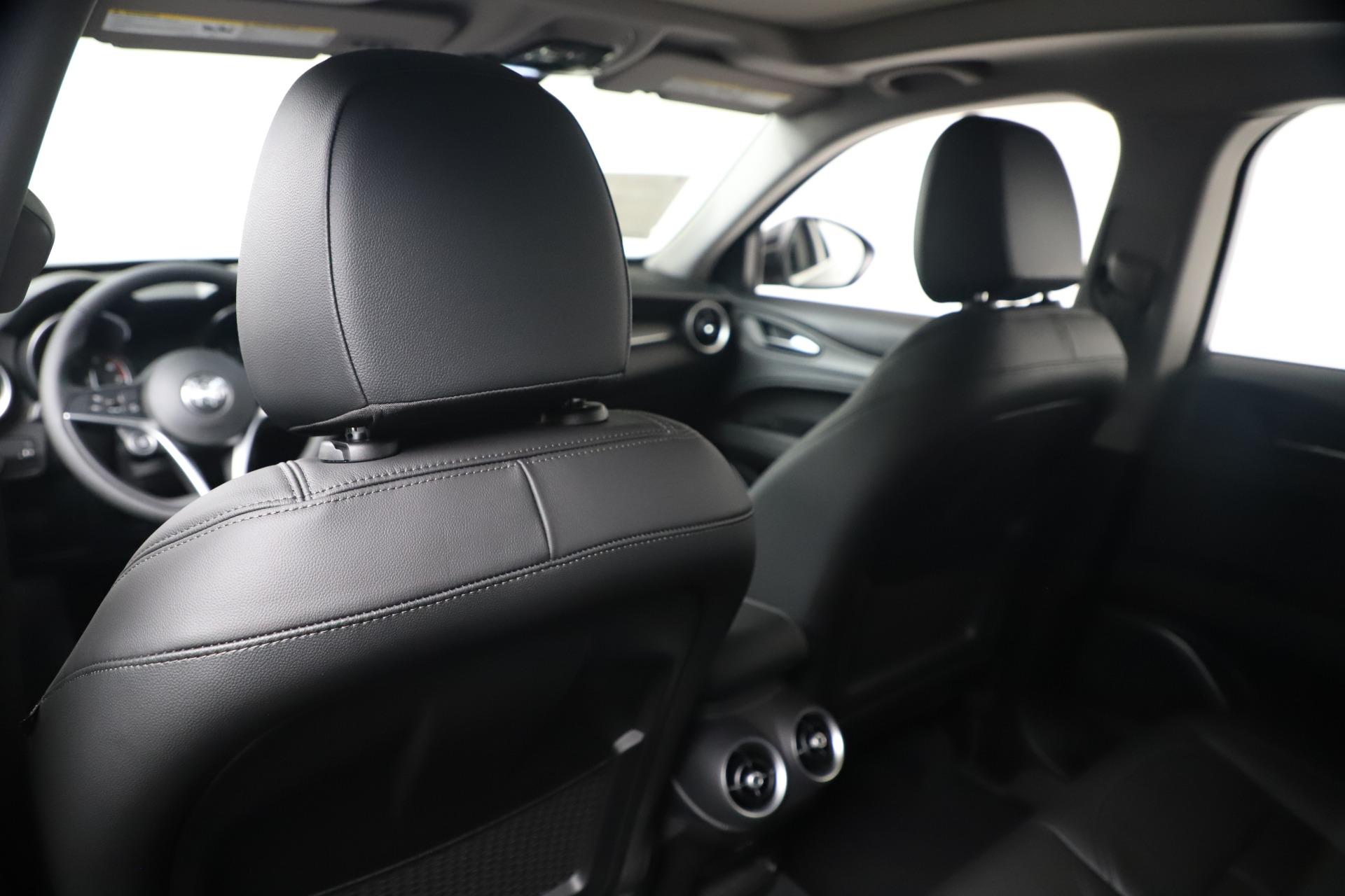 New 2019 Alfa Romeo Stelvio Ti Q4 For Sale In Greenwich, CT. Alfa Romeo of Greenwich, LW340 3252_p20