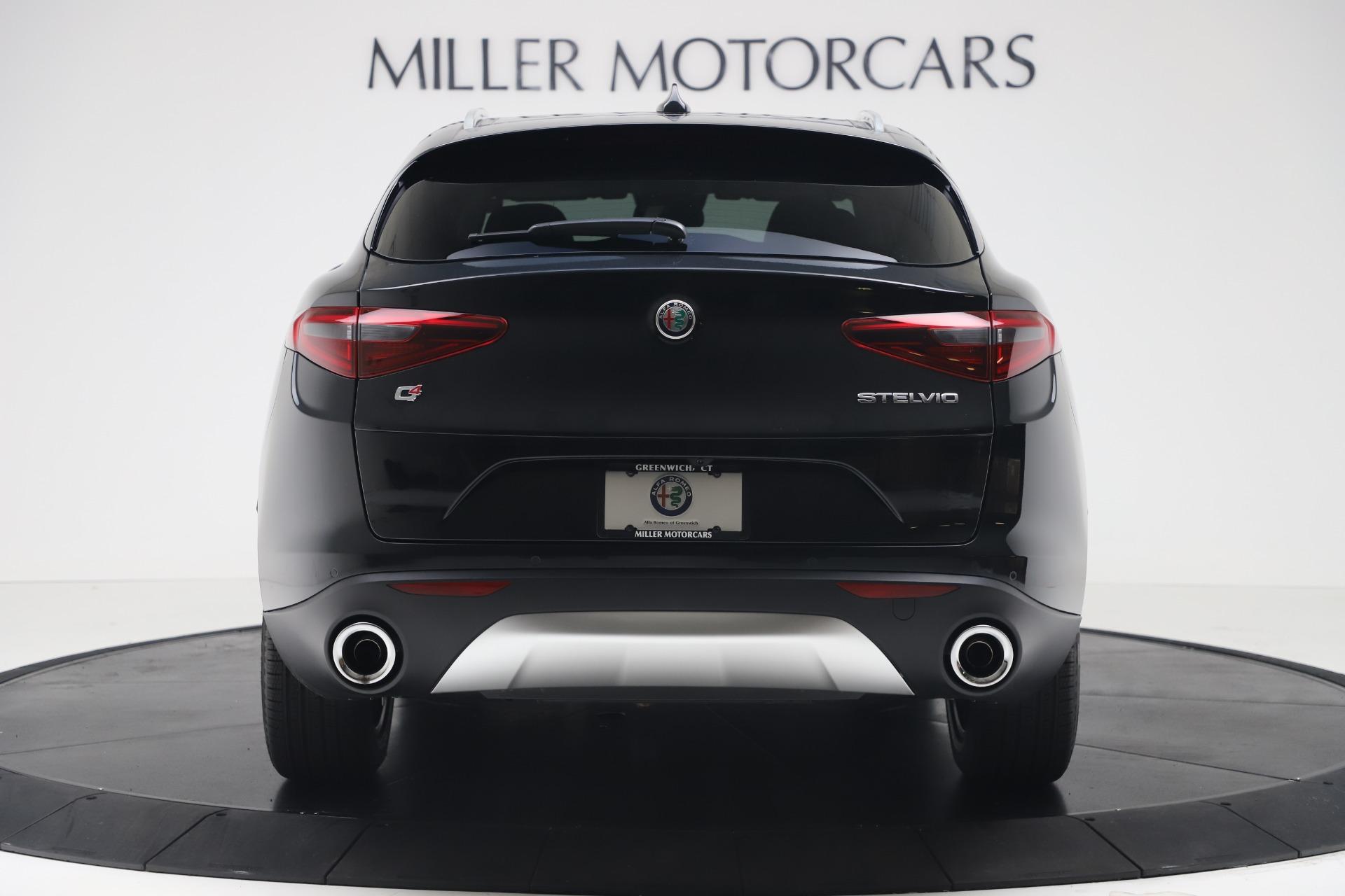 New 2019 Alfa Romeo Stelvio Ti Q4 For Sale In Greenwich, CT. Alfa Romeo of Greenwich, LW340 3252_p6