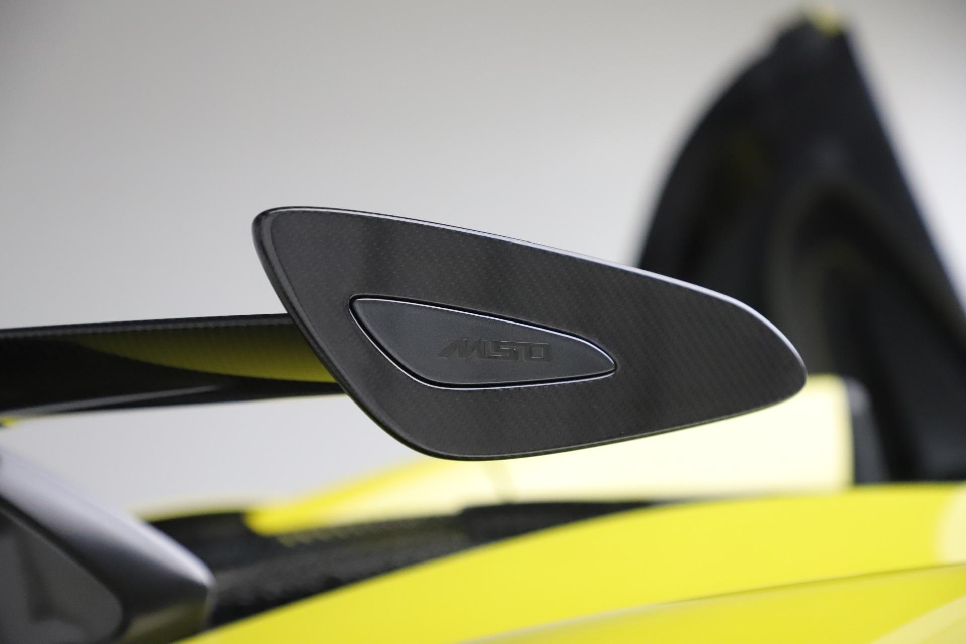 New 2019 McLaren 570S Spider Convertible For Sale In Greenwich, CT. Alfa Romeo of Greenwich, MC436 3253_p24