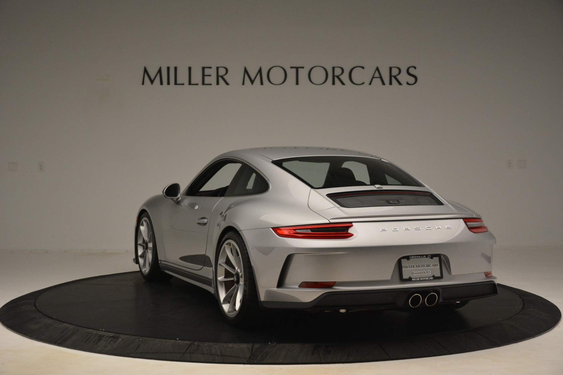 Used 2018 Porsche 911 GT3 For Sale In Greenwich, CT. Alfa Romeo of Greenwich, 4546A 3255_p5