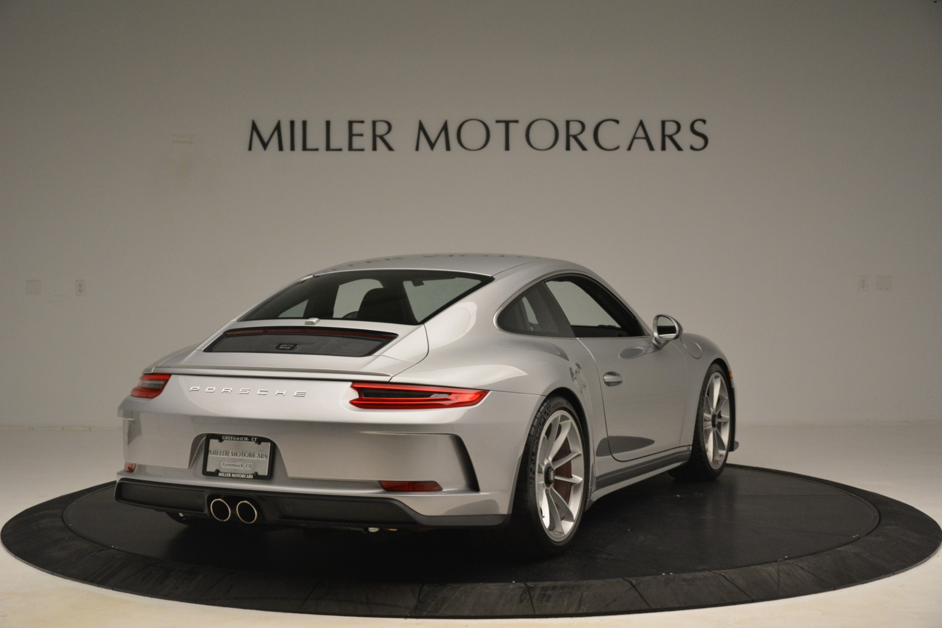 Used 2018 Porsche 911 GT3 For Sale In Greenwich, CT. Alfa Romeo of Greenwich, 4546A 3255_p6