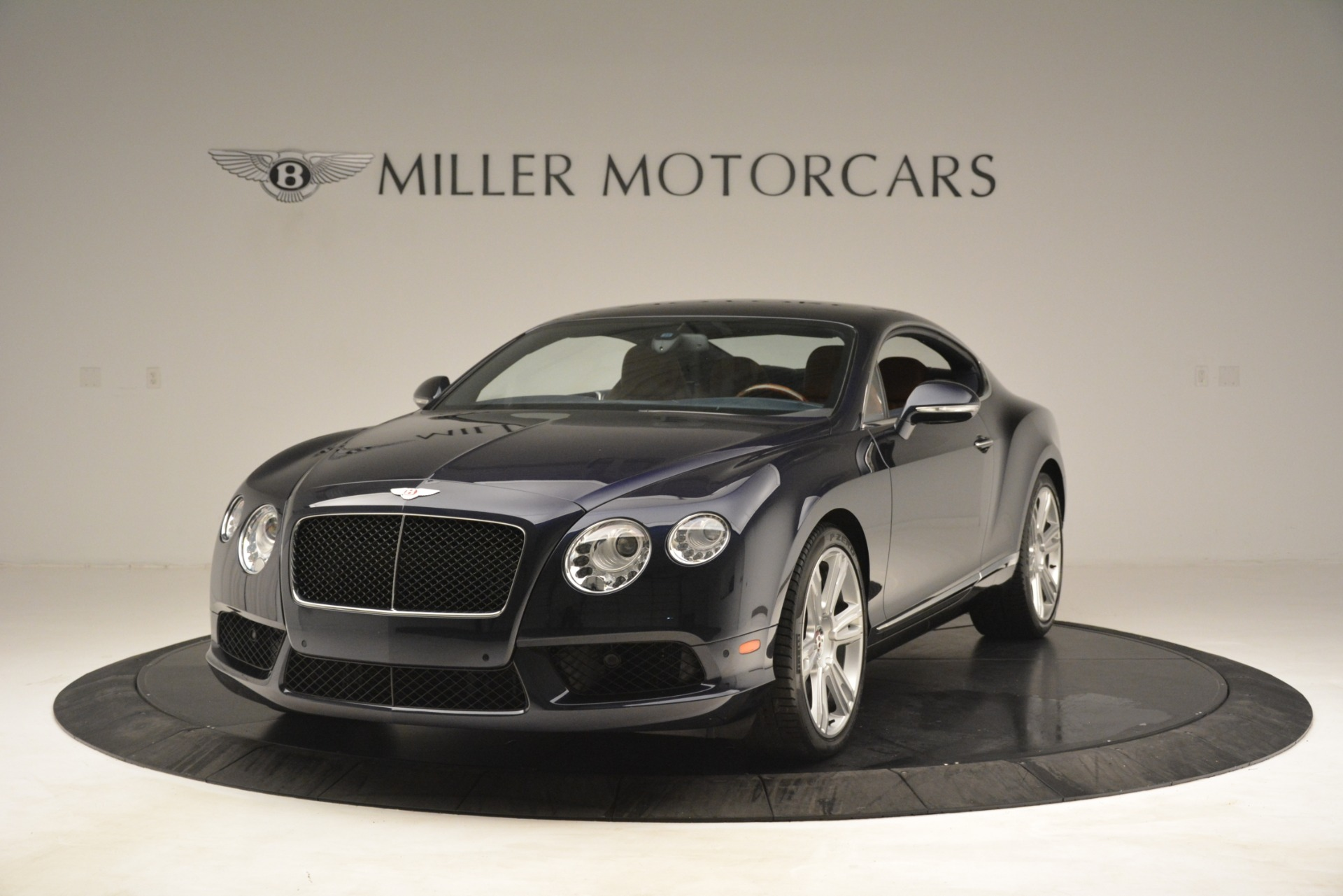 Used 2013 Bentley Continental GT V8 For Sale In Greenwich, CT. Alfa Romeo of Greenwich, 7560 3257_main
