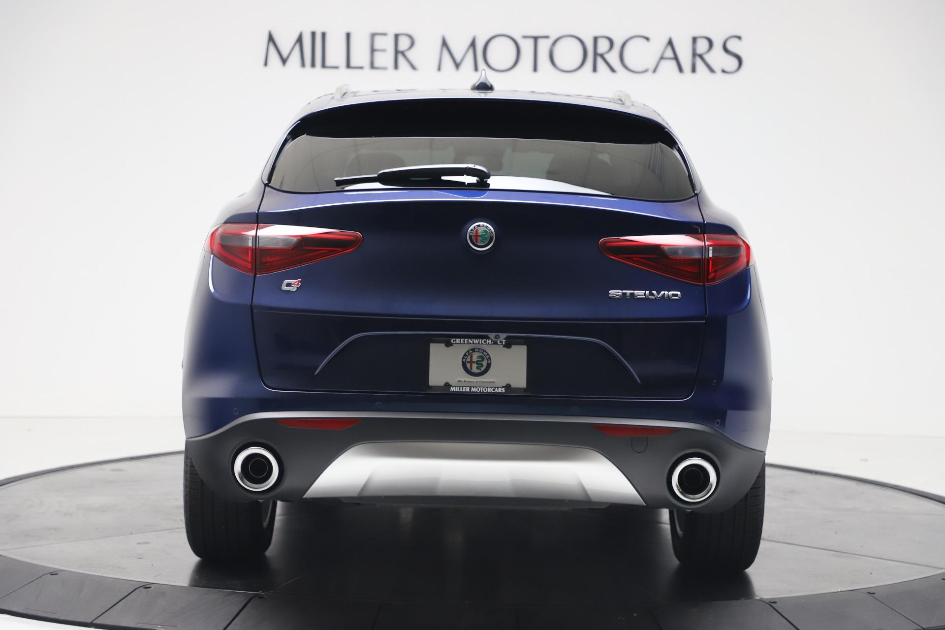 New 2019 Alfa Romeo Stelvio Ti Lusso Q4 For Sale In Greenwich, CT. Alfa Romeo of Greenwich, LW342 3259_p6