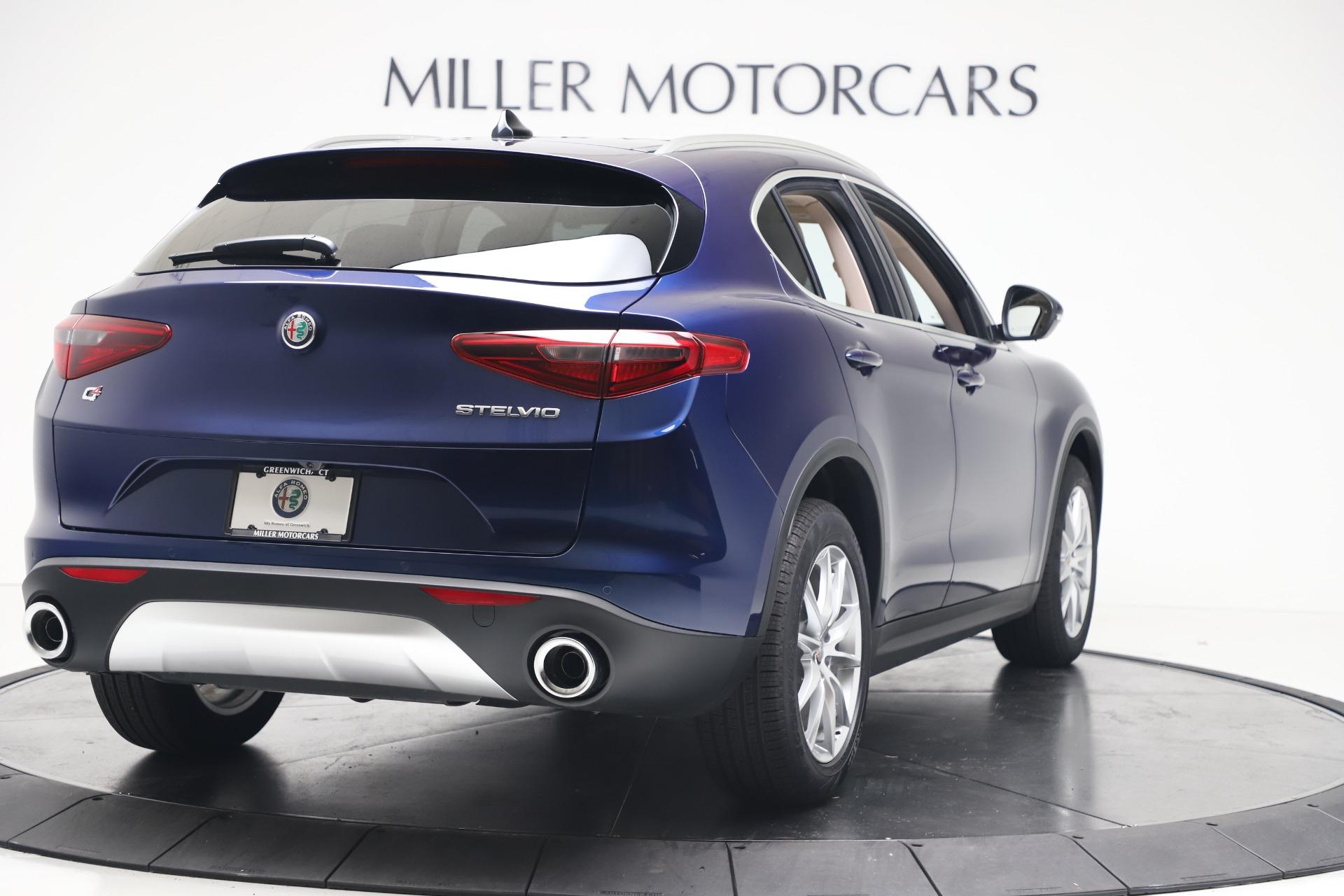 New 2019 Alfa Romeo Stelvio Ti Lusso Q4 For Sale In Greenwich, CT. Alfa Romeo of Greenwich, LW342 3259_p7