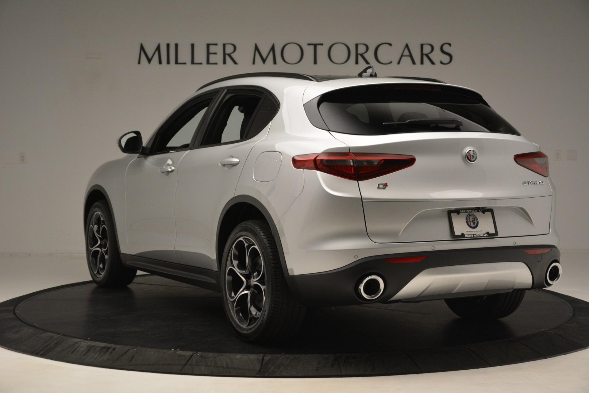 New 2019 Alfa Romeo Stelvio Ti Sport Q4 For Sale In Greenwich, CT. Alfa Romeo of Greenwich, LW344 3261_p5