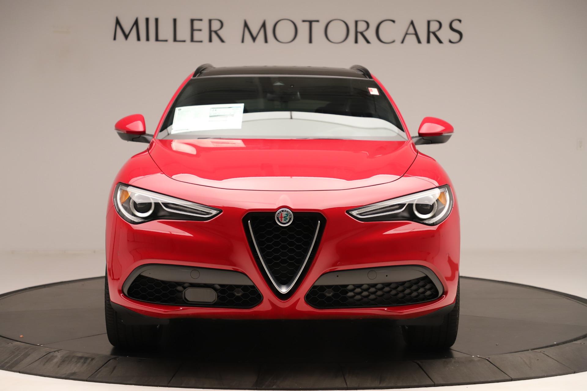 New 2019 Alfa Romeo Stelvio Ti Sport Q4 For Sale In Greenwich, CT. Alfa Romeo of Greenwich, LW345 3262_p12