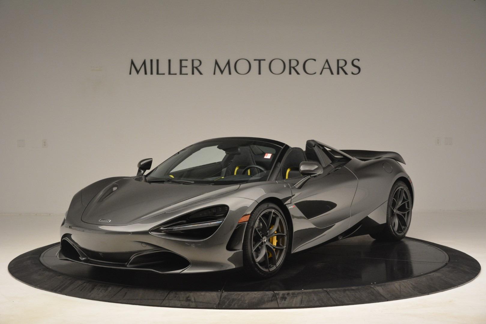 New 2020 McLaren 720S Spider Convertible For Sale In Greenwich, CT. Alfa Romeo of Greenwich, MC426 3266_main