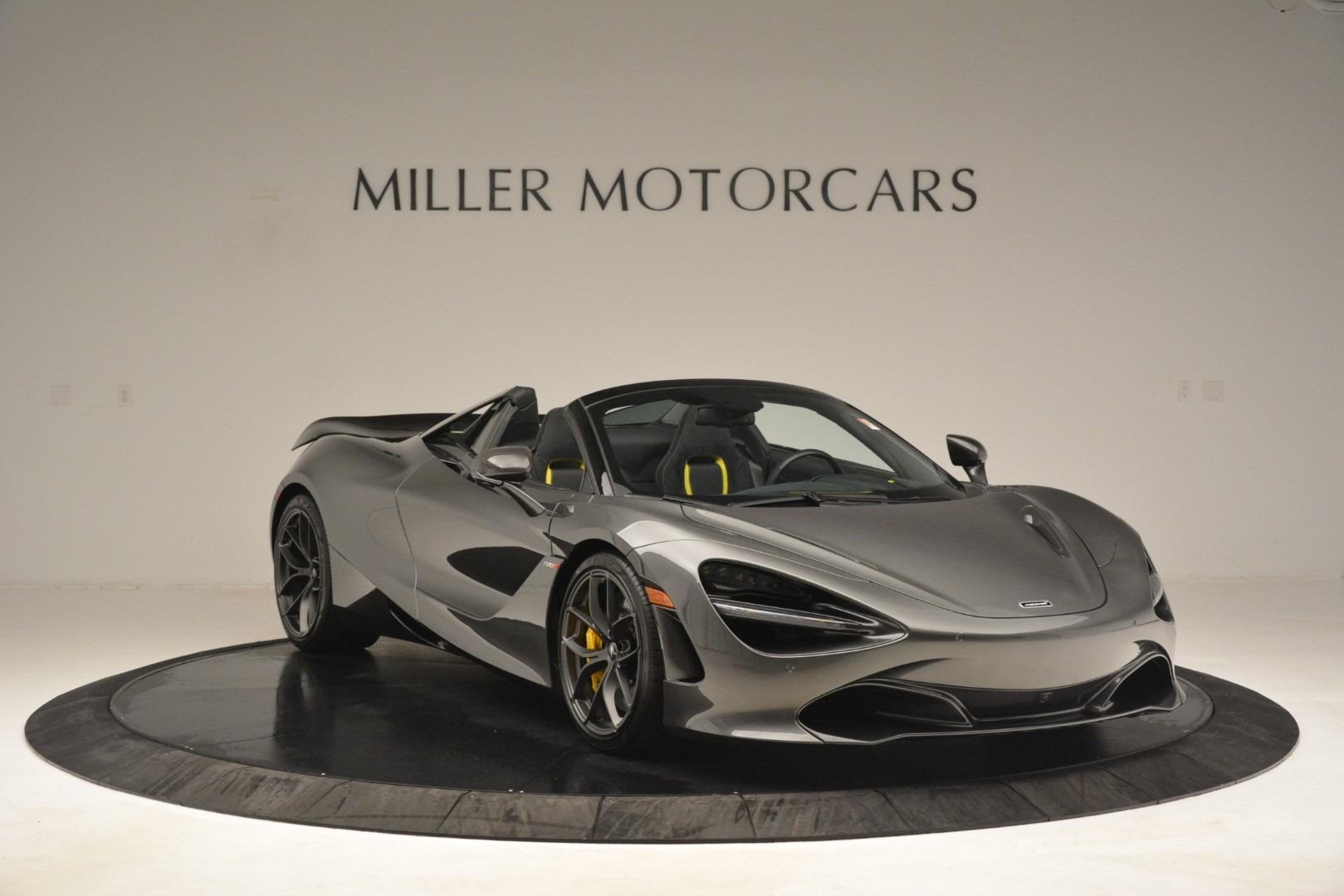 New 2020 McLaren 720S Spider Convertible For Sale In Greenwich, CT. Alfa Romeo of Greenwich, MC426 3266_p10