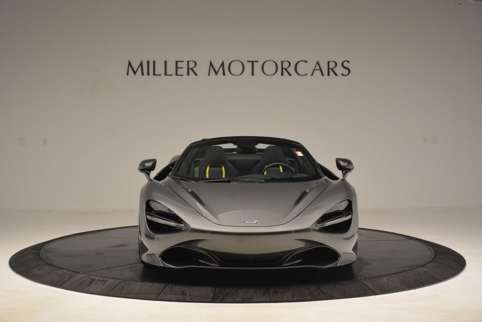 New 2020 McLaren 720S Spider Convertible For Sale In Greenwich, CT. Alfa Romeo of Greenwich, MC426 3266_p11