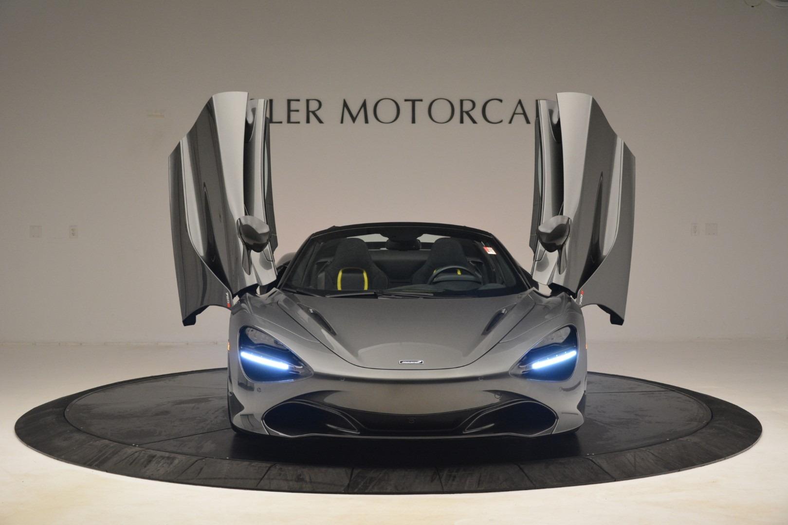 New 2020 McLaren 720S Spider Convertible For Sale In Greenwich, CT. Alfa Romeo of Greenwich, MC426 3266_p12