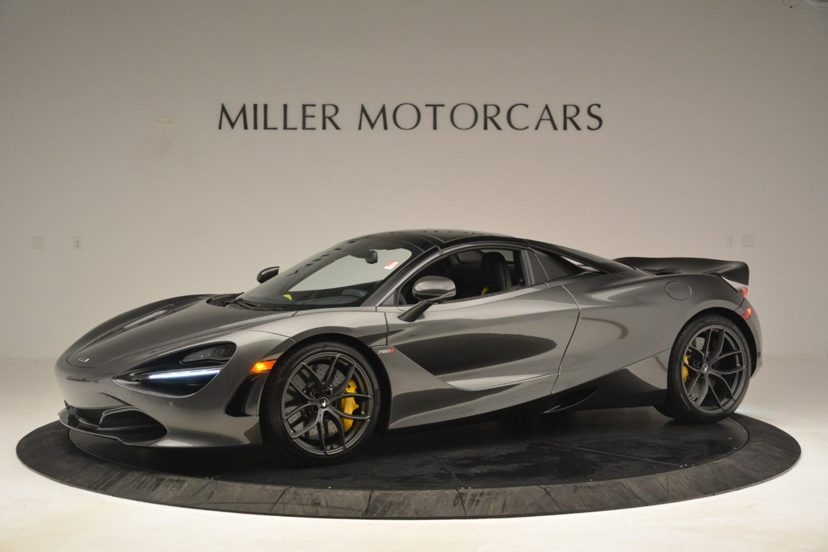 New 2020 McLaren 720S Spider Convertible For Sale In Greenwich, CT. Alfa Romeo of Greenwich, MC426 3266_p14