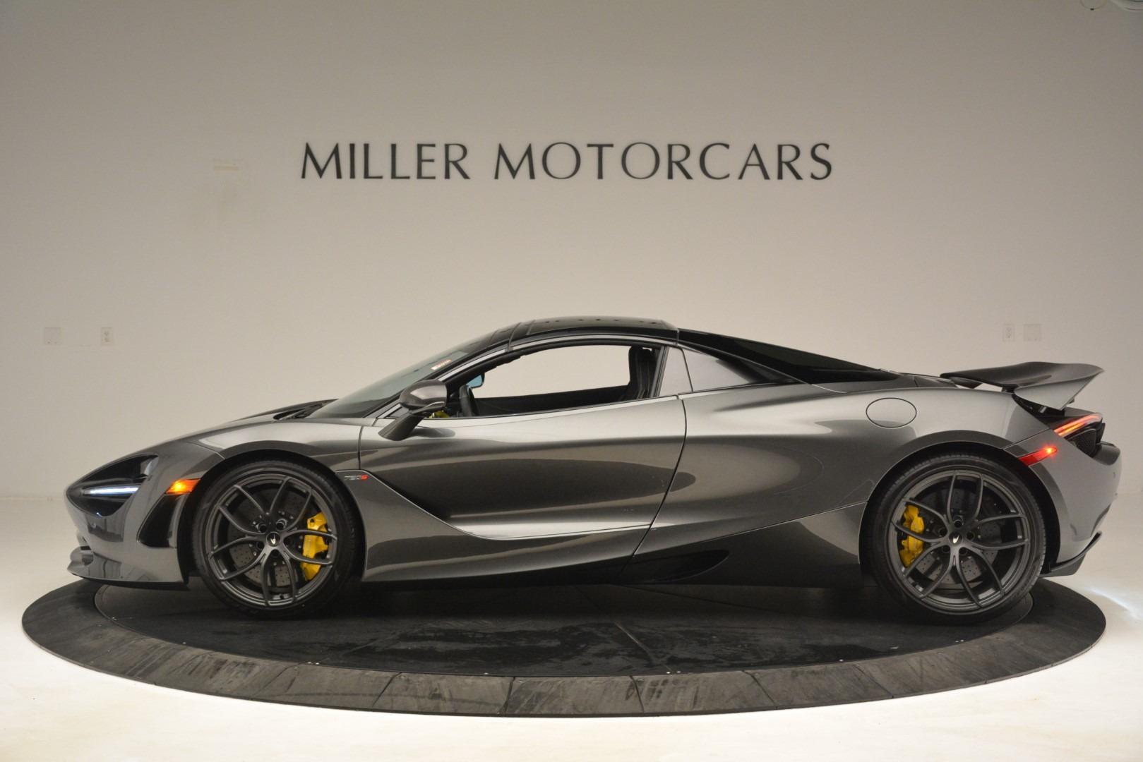 New 2020 McLaren 720S Spider Convertible For Sale In Greenwich, CT. Alfa Romeo of Greenwich, MC426 3266_p15