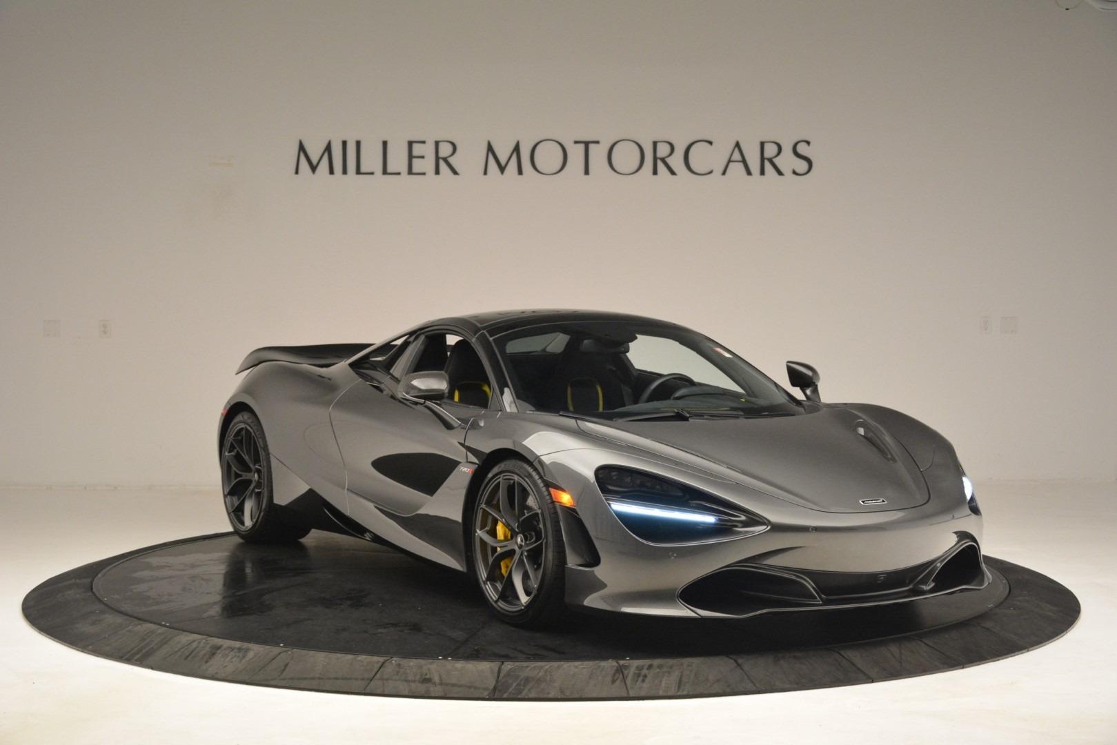 New 2020 McLaren 720S Spider Convertible For Sale In Greenwich, CT. Alfa Romeo of Greenwich, MC426 3266_p20