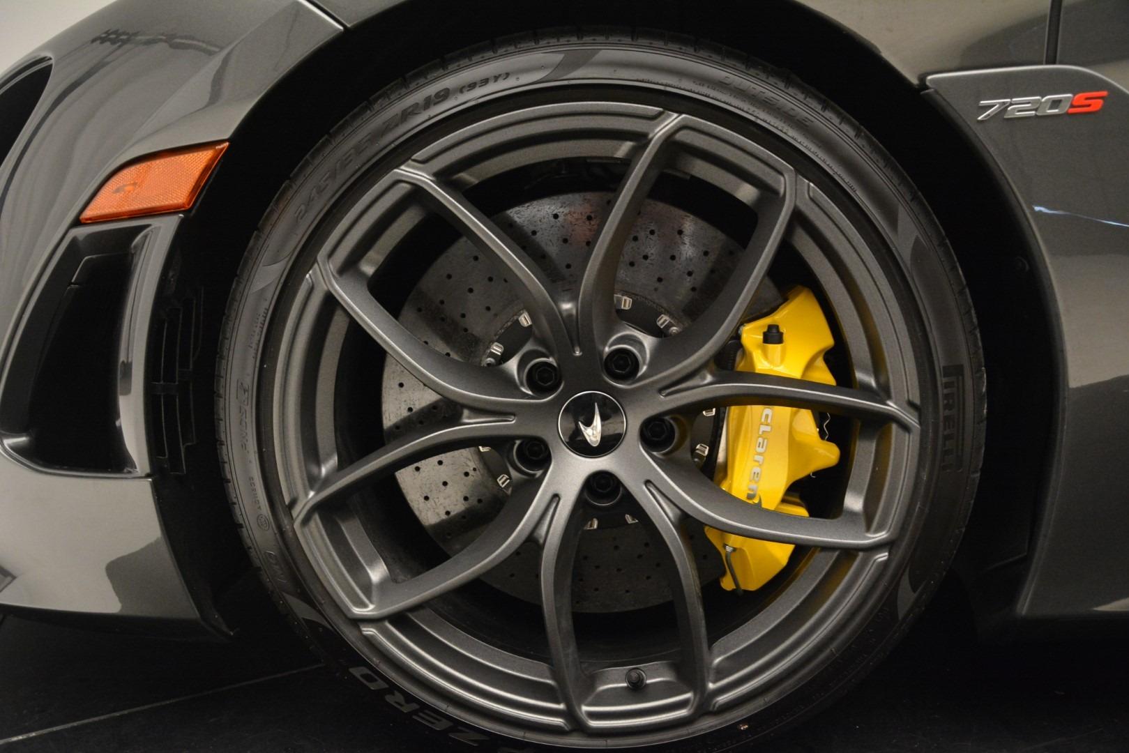 New 2020 McLaren 720S Spider Convertible For Sale In Greenwich, CT. Alfa Romeo of Greenwich, MC426 3266_p22
