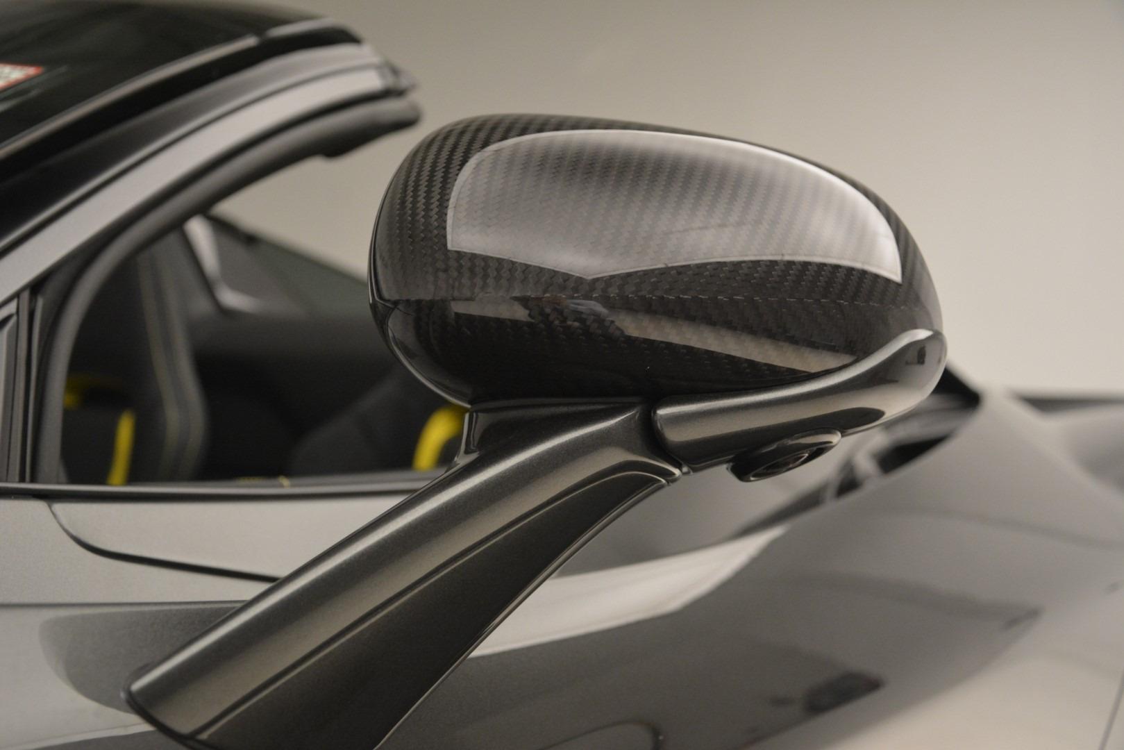 New 2020 McLaren 720S Spider Convertible For Sale In Greenwich, CT. Alfa Romeo of Greenwich, MC426 3266_p23