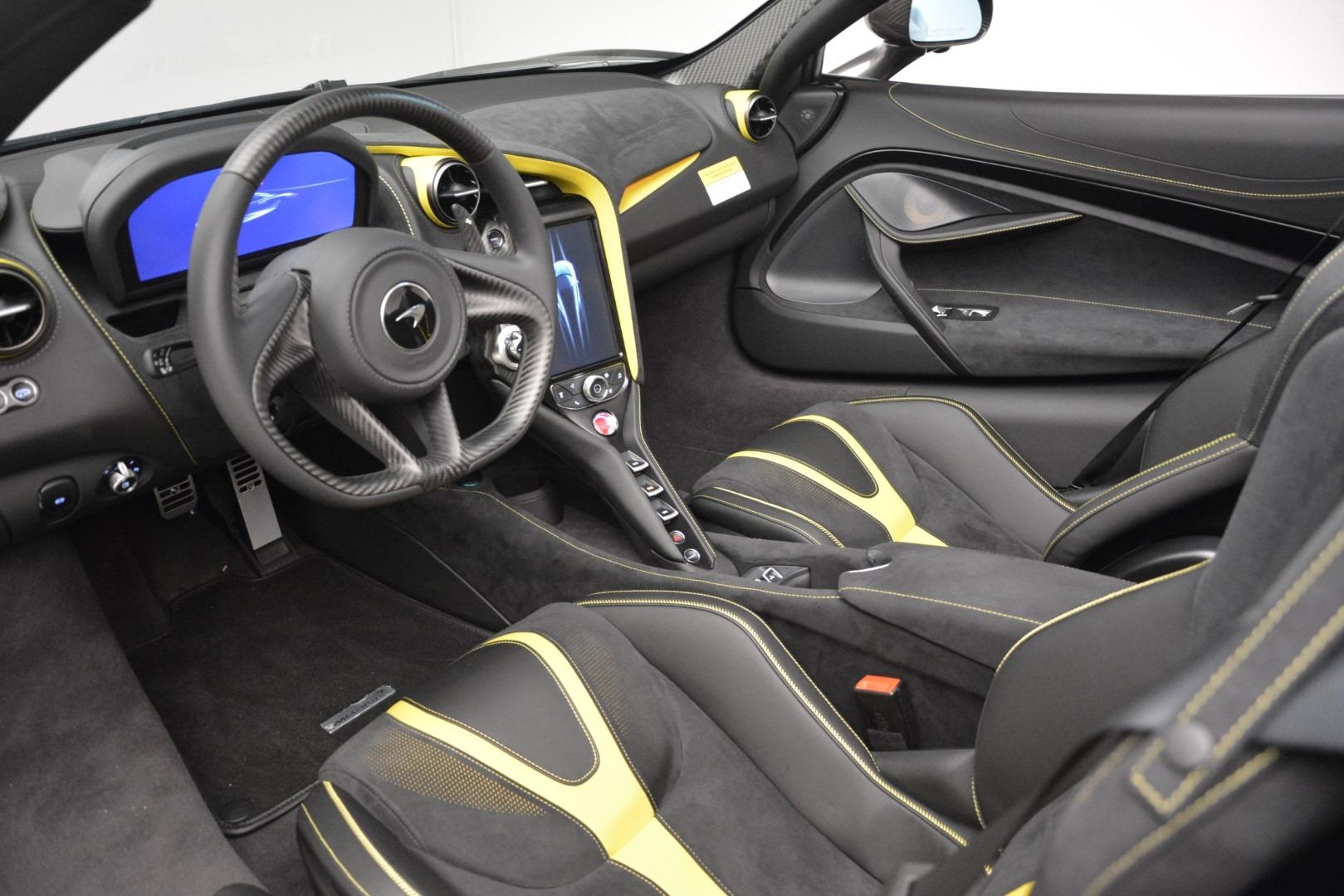 New 2020 McLaren 720S Spider Convertible For Sale In Greenwich, CT. Alfa Romeo of Greenwich, MC426 3266_p24