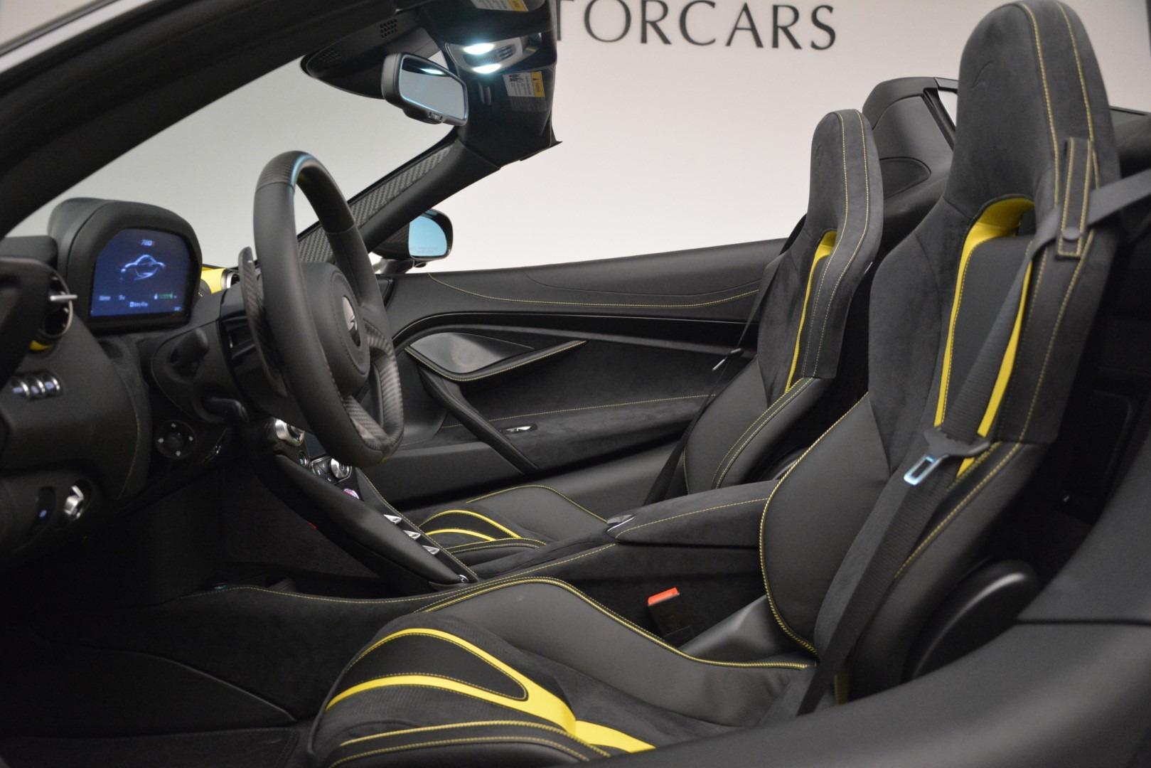 New 2020 McLaren 720S Spider Convertible For Sale In Greenwich, CT. Alfa Romeo of Greenwich, MC426 3266_p25