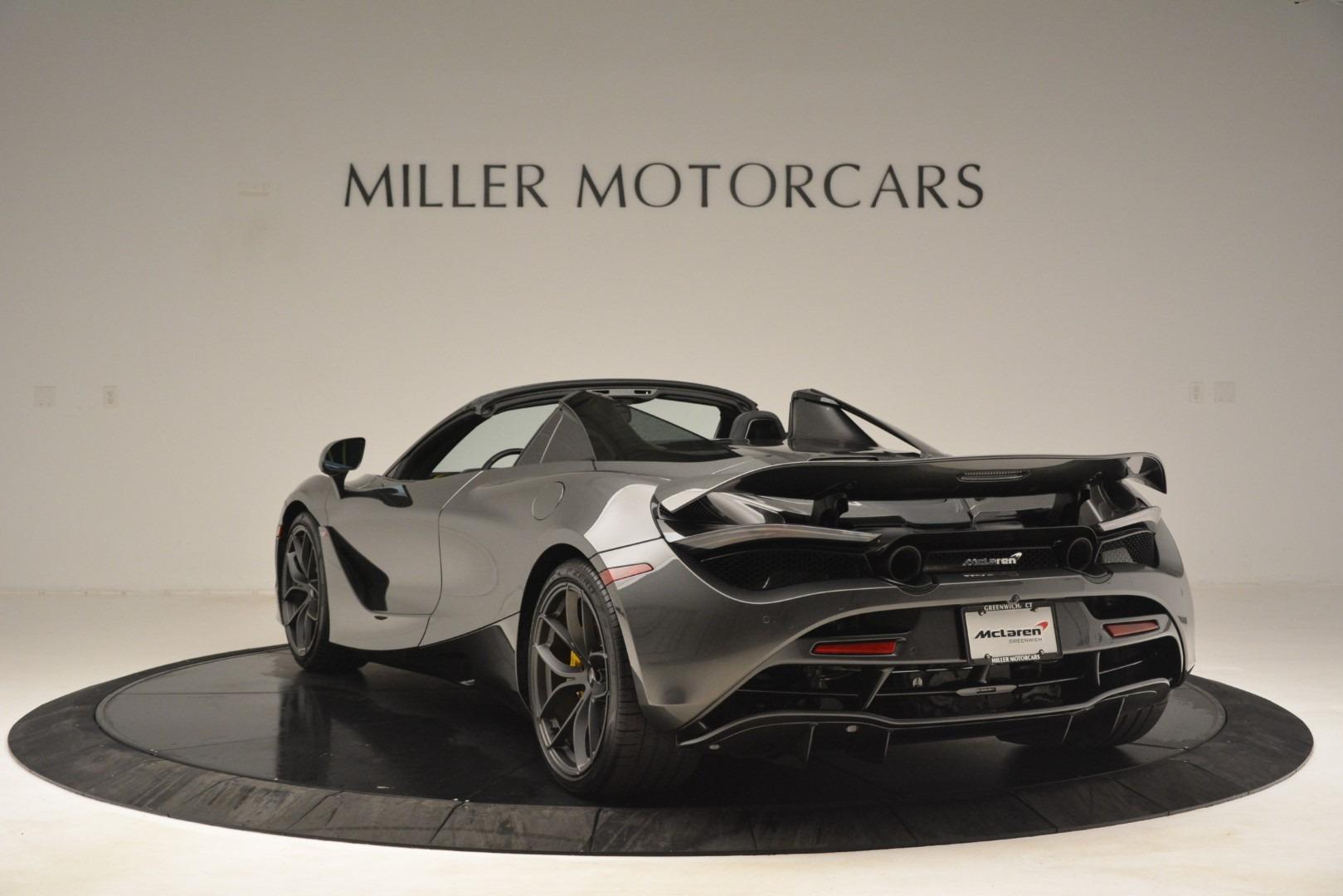 New 2020 McLaren 720S Spider Convertible For Sale In Greenwich, CT. Alfa Romeo of Greenwich, MC426 3266_p4