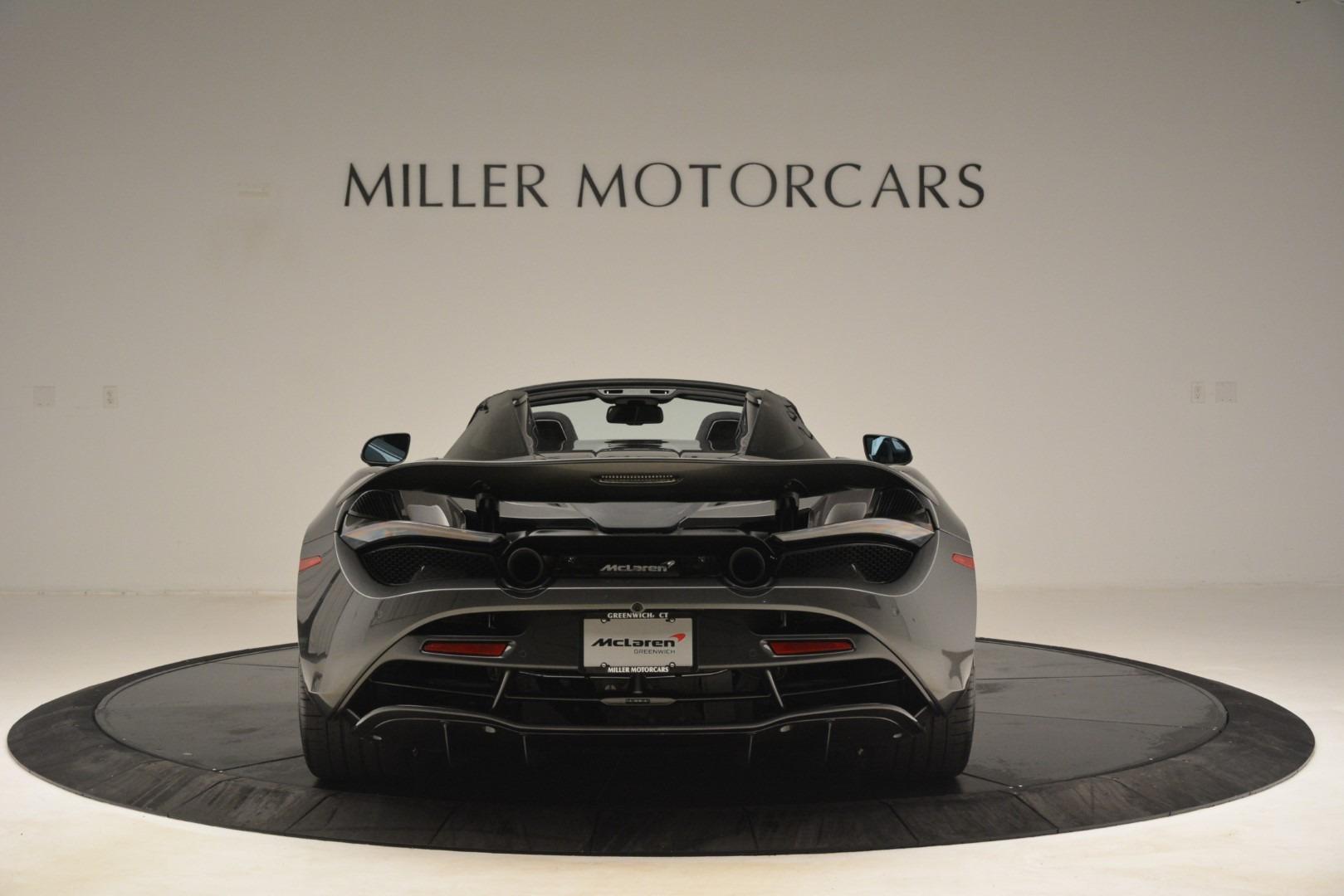 New 2020 McLaren 720S Spider Convertible For Sale In Greenwich, CT. Alfa Romeo of Greenwich, MC426 3266_p5