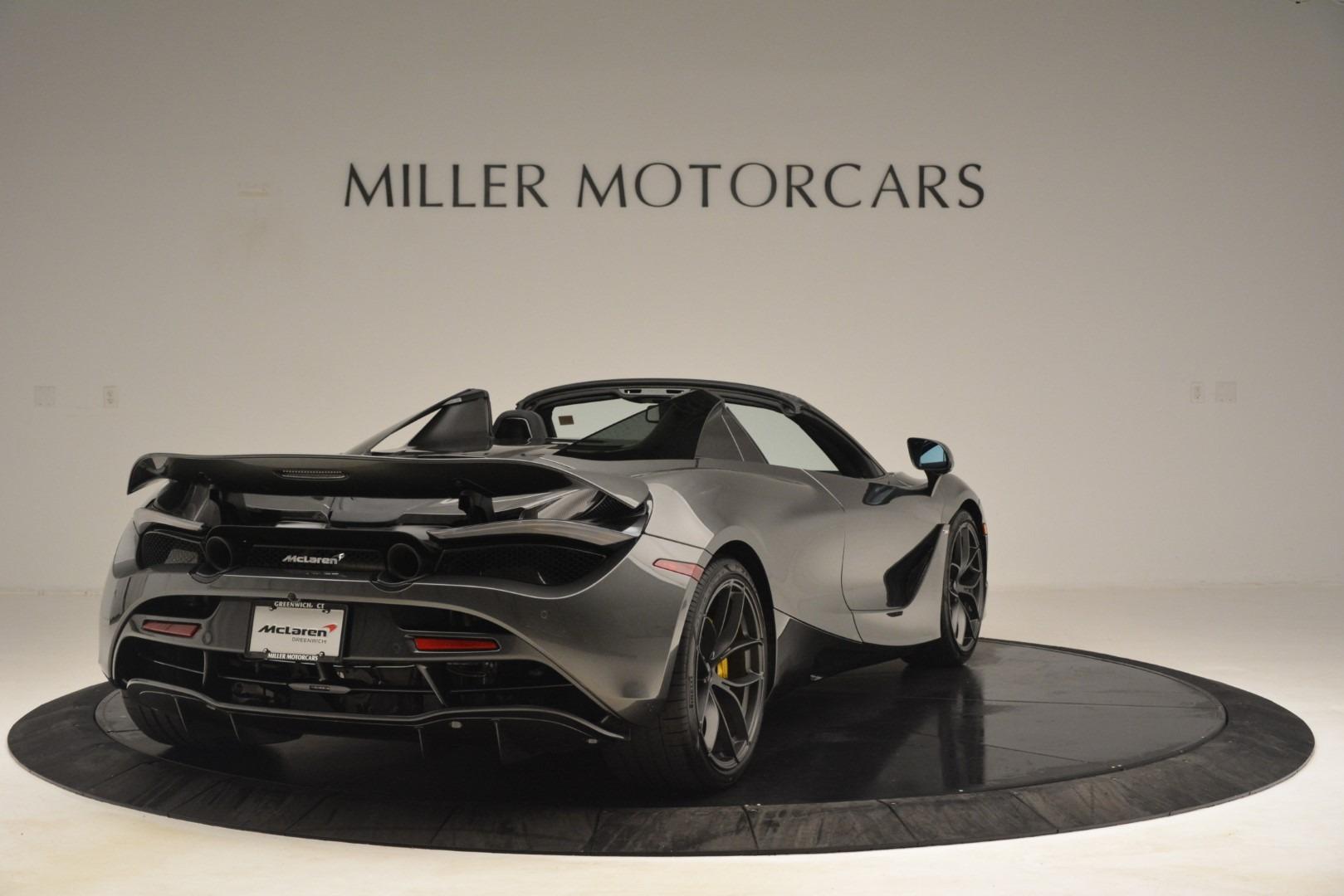 New 2020 McLaren 720S Spider Convertible For Sale In Greenwich, CT. Alfa Romeo of Greenwich, MC426 3266_p6