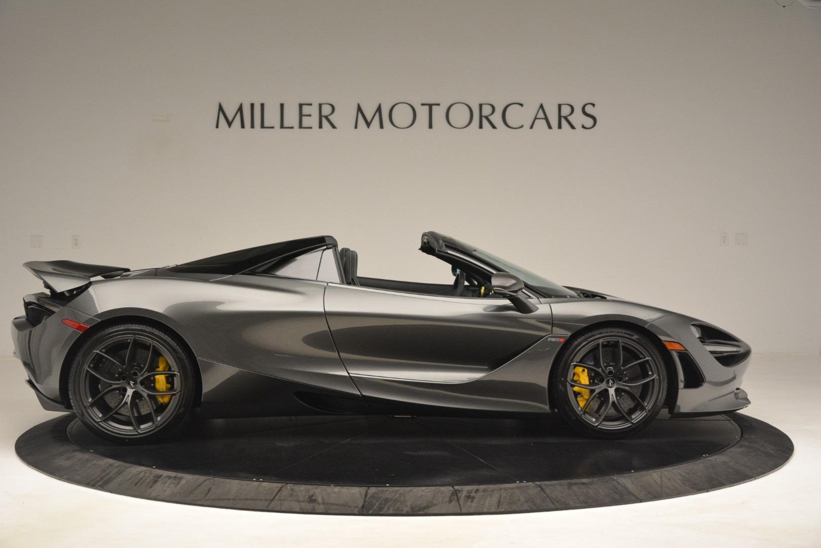 New 2020 McLaren 720S Spider Convertible For Sale In Greenwich, CT. Alfa Romeo of Greenwich, MC426 3266_p8