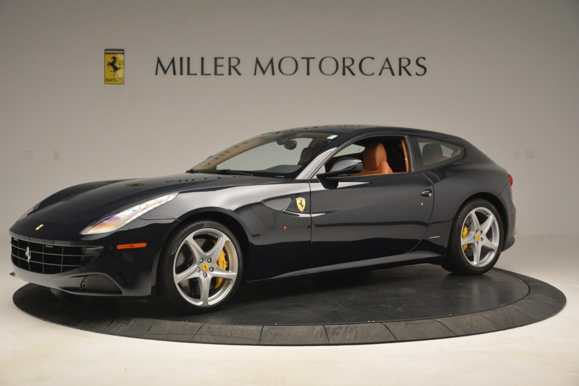 Used 2013 Ferrari FF  For Sale In Greenwich, CT. Alfa Romeo of Greenwich, 4579 3269_p2