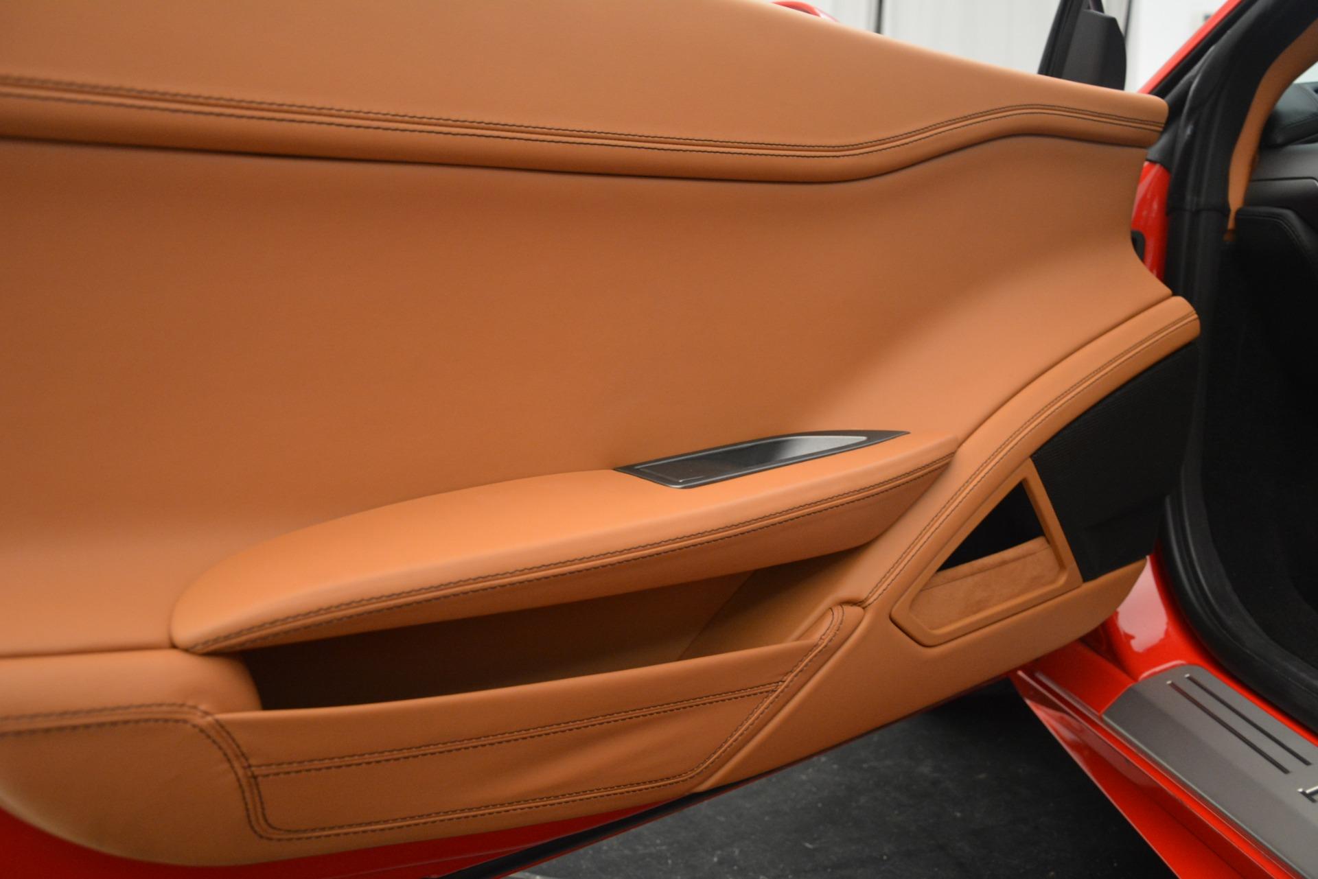 Used 2014 Ferrari 458 Italia  For Sale In Greenwich, CT. Alfa Romeo of Greenwich, 4582 3271_p16